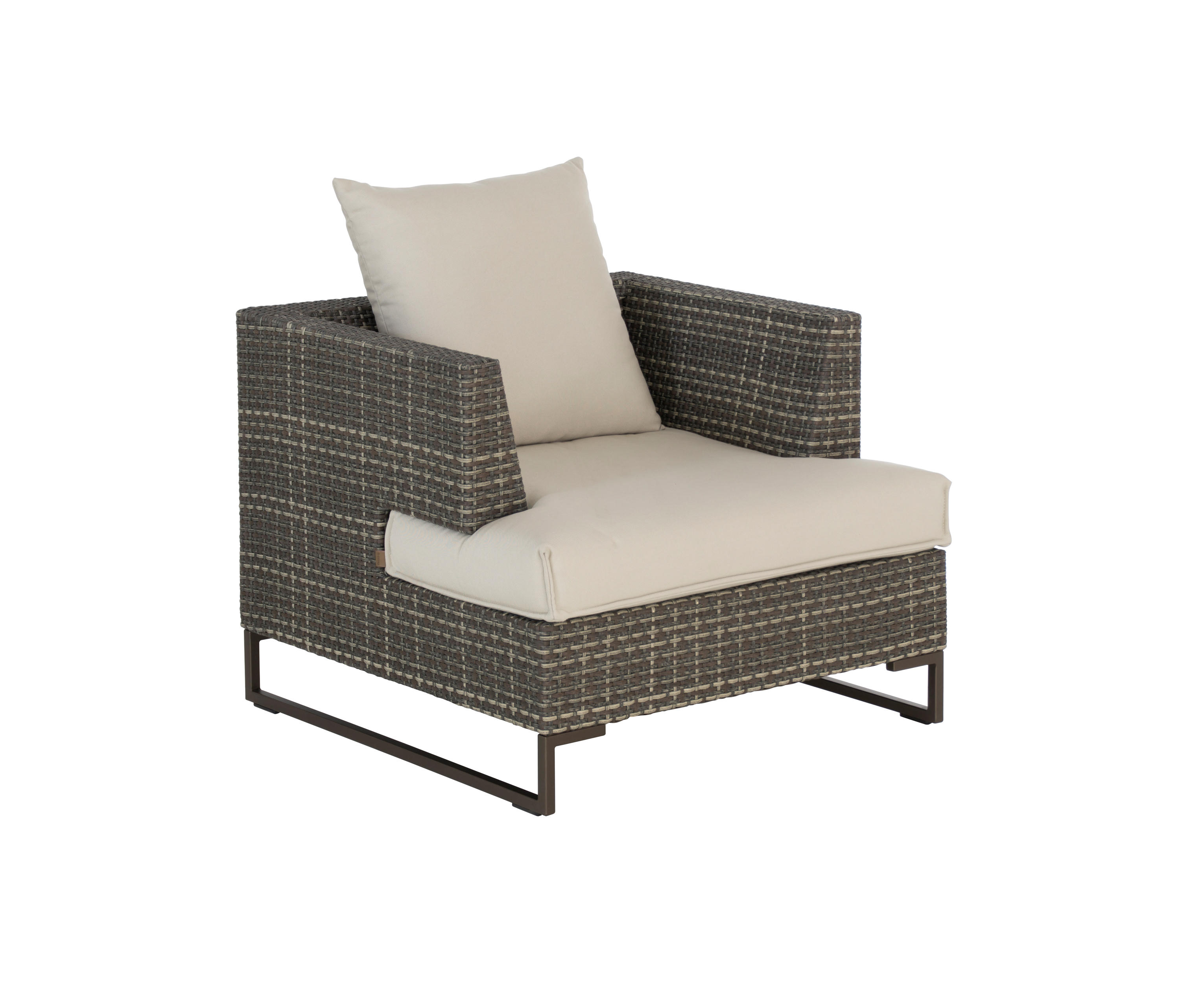 Luxor | 6540 By EMU Group | Garden Armchairs