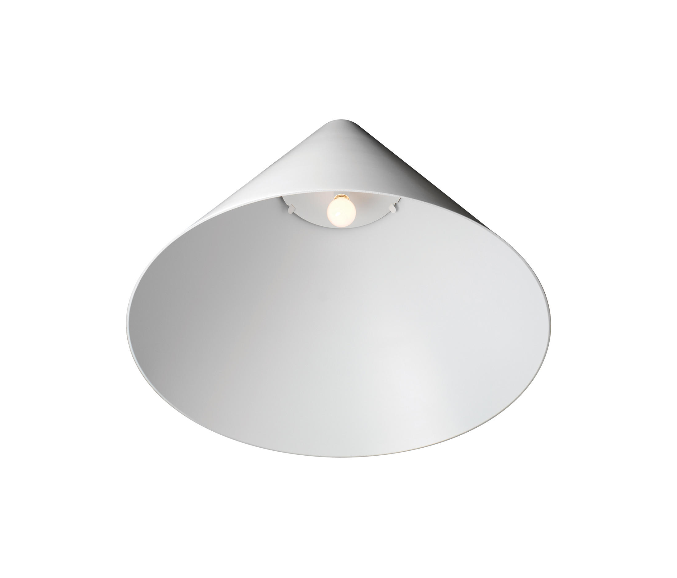 Cone Ceiling Lights From Tossb Architonic