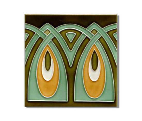 ART NOUVEAU WALL TILE F12 - Wall tiles from Golem GmbH | Architonic
