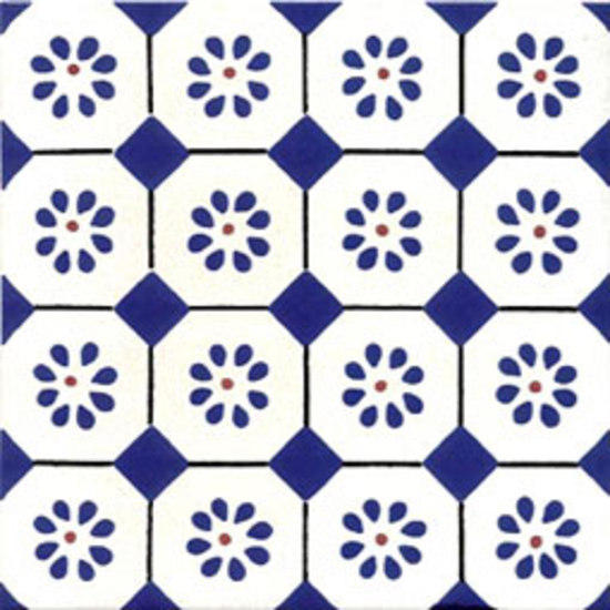 San Rocco Blu 20x20 Piastrelle Pareti Giovanni De Maio