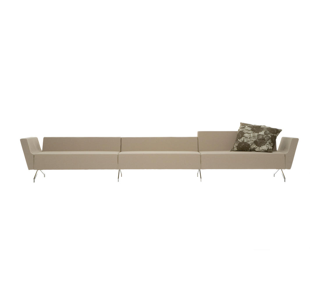 cliff modular sofa system loungesofas von edsbyverken architonic. Black Bedroom Furniture Sets. Home Design Ideas