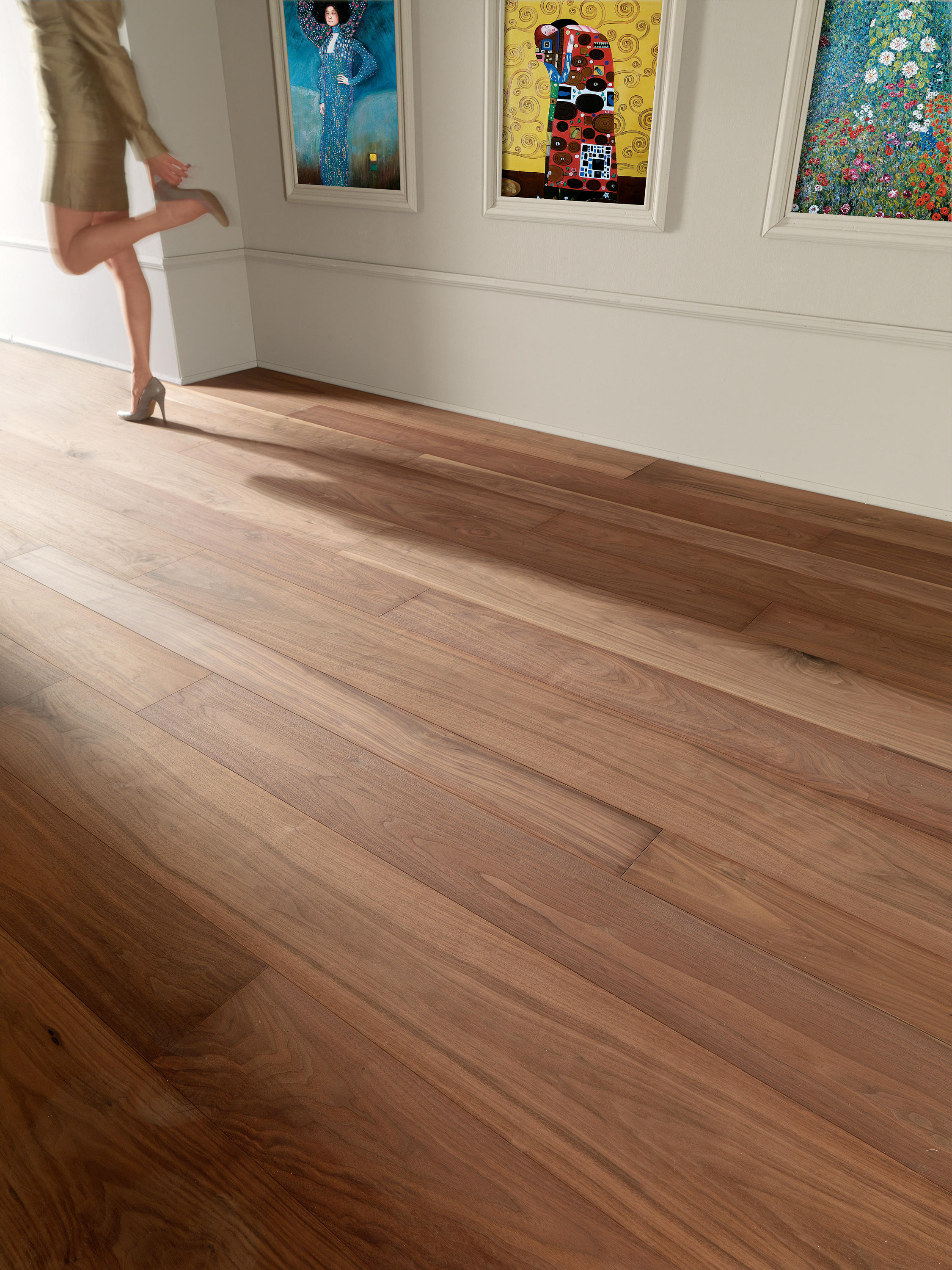 Walnut Usa Sanded Natural Oil By Mafi Wood Flooring