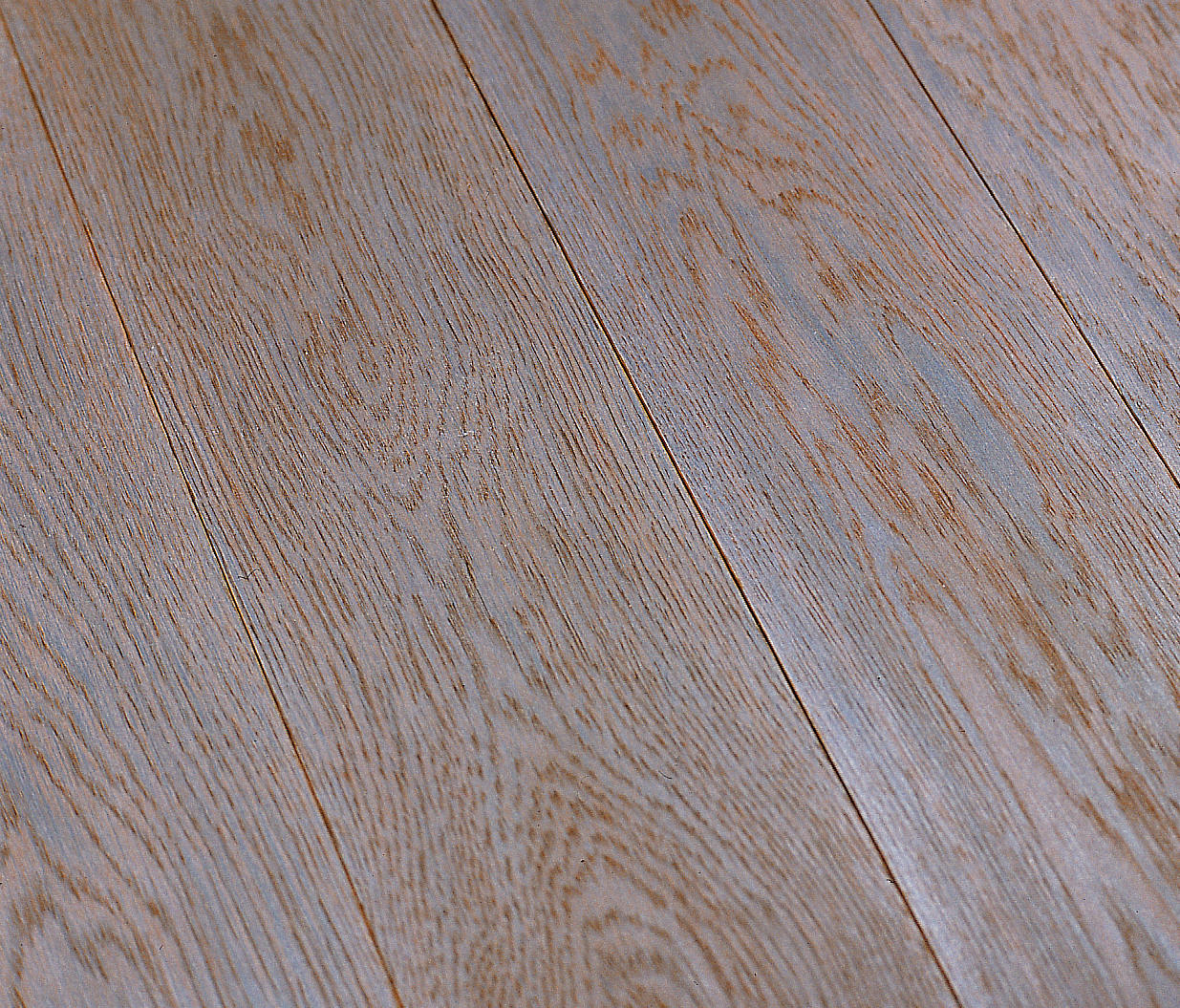 Nero Oak Vulcano Brushed White Oil Wood Flooring From