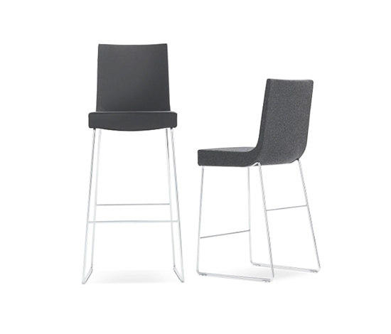 Swell Jim Bar Stools From Montis Architonic Andrewgaddart Wooden Chair Designs For Living Room Andrewgaddartcom