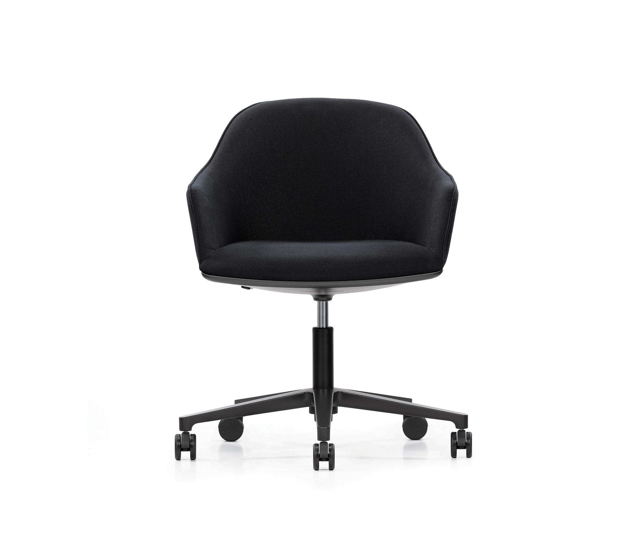 softshell chair management chairs from vitra architonic. Black Bedroom Furniture Sets. Home Design Ideas