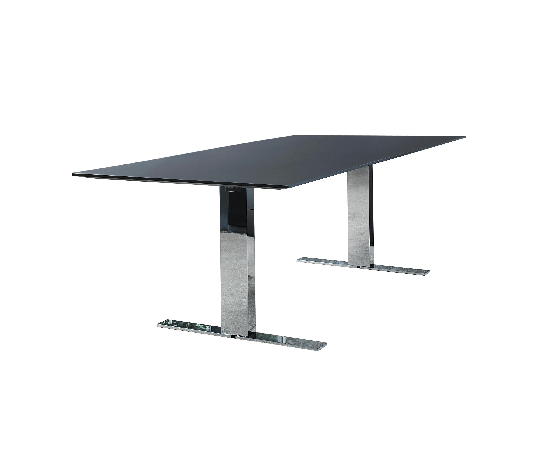 Exec V Table Executive Desks From Walter Knoll Architonic
