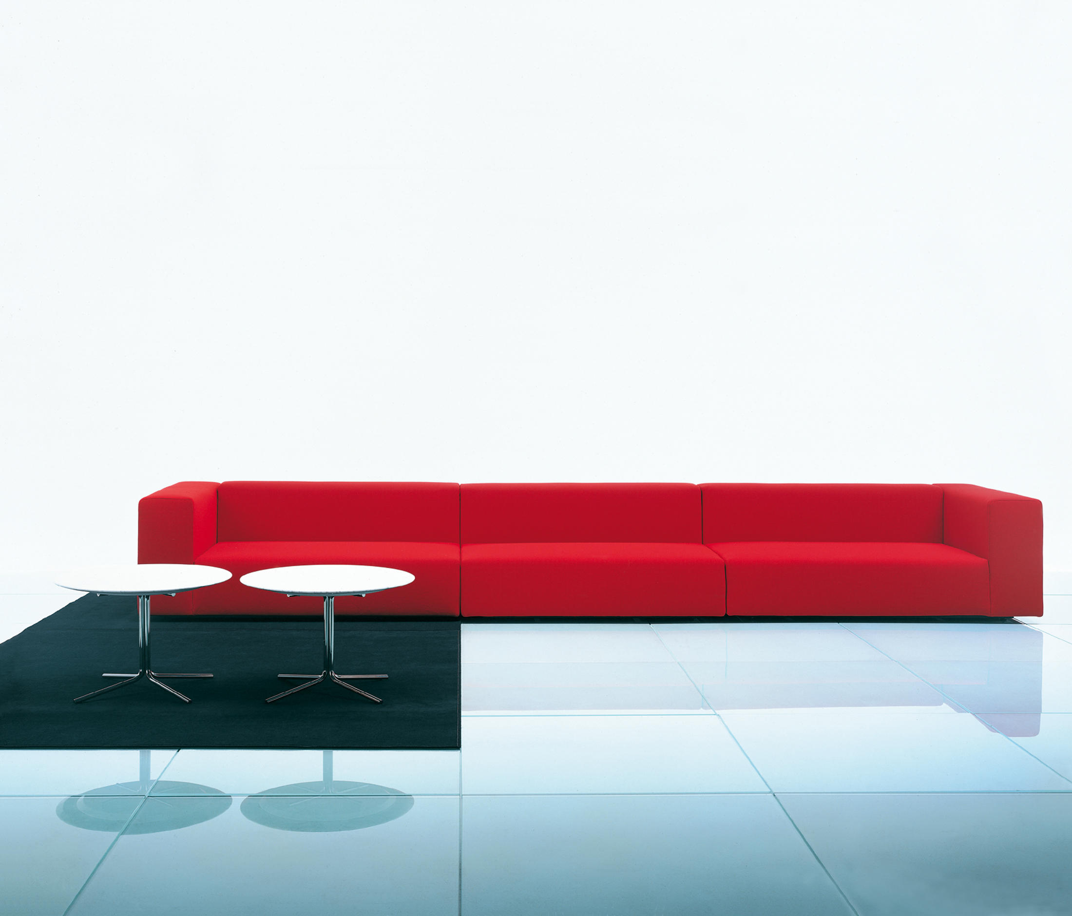 Wall Modular Sofa System By Living Divani | Sofas