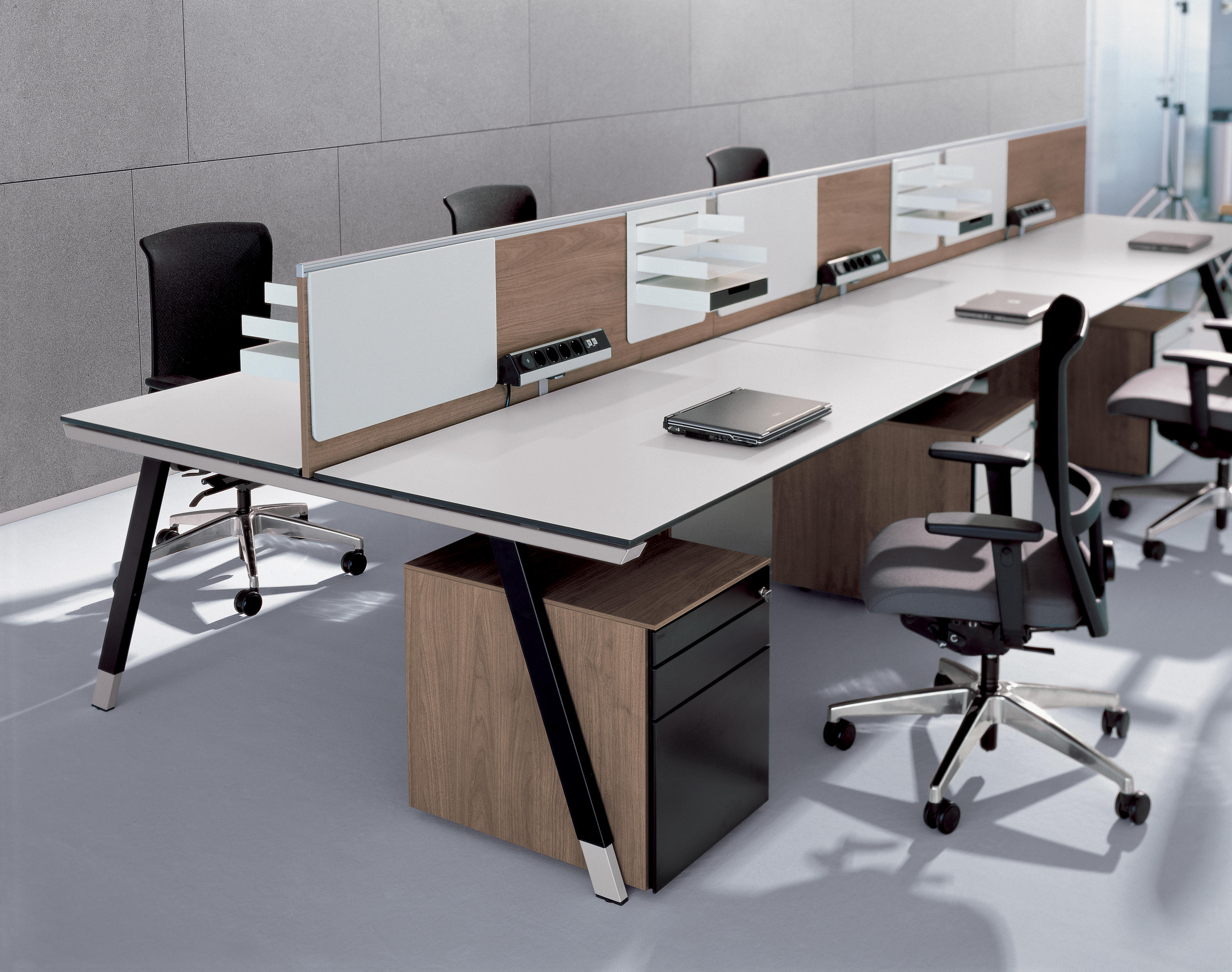 bene office furniture. T-Workbench By Bene | Desking Systems Office Furniture A