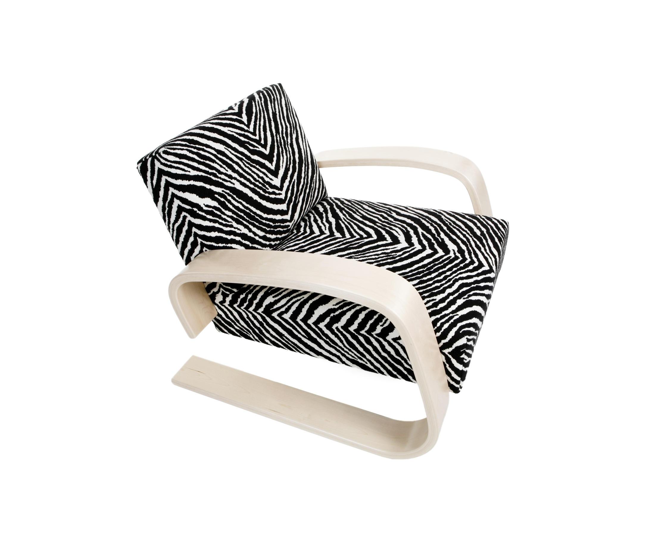 ARMCHAIR 400 TANK Lounge chairs from Artek