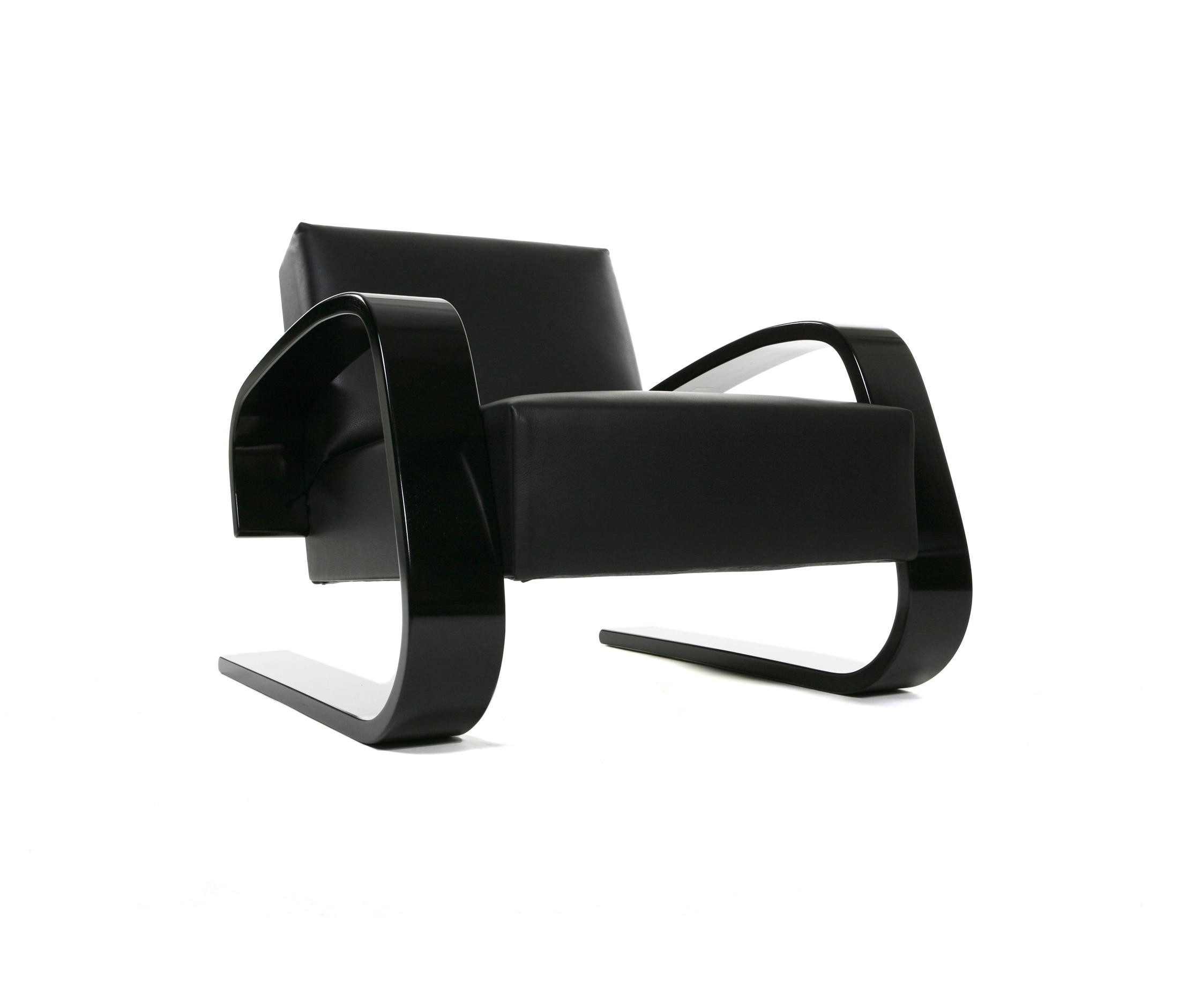"Armchair 400 � Tank� Lounge Chairs From Artek: ARMCHAIR 400 ""TANK"" - Lounge Chairs From Artek"