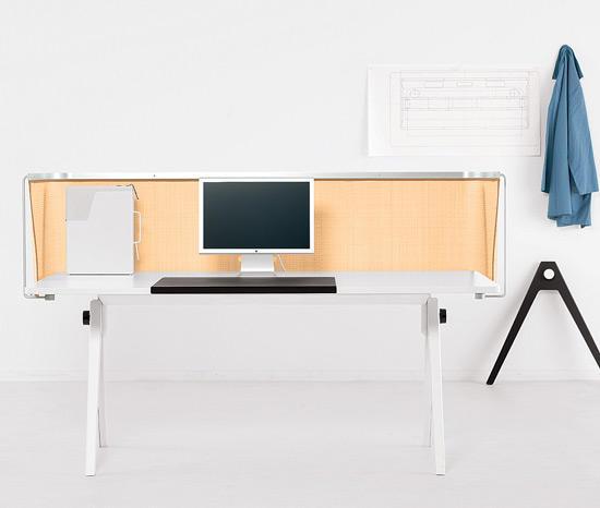 joyn single desk individual desks from vitra architonic. Black Bedroom Furniture Sets. Home Design Ideas
