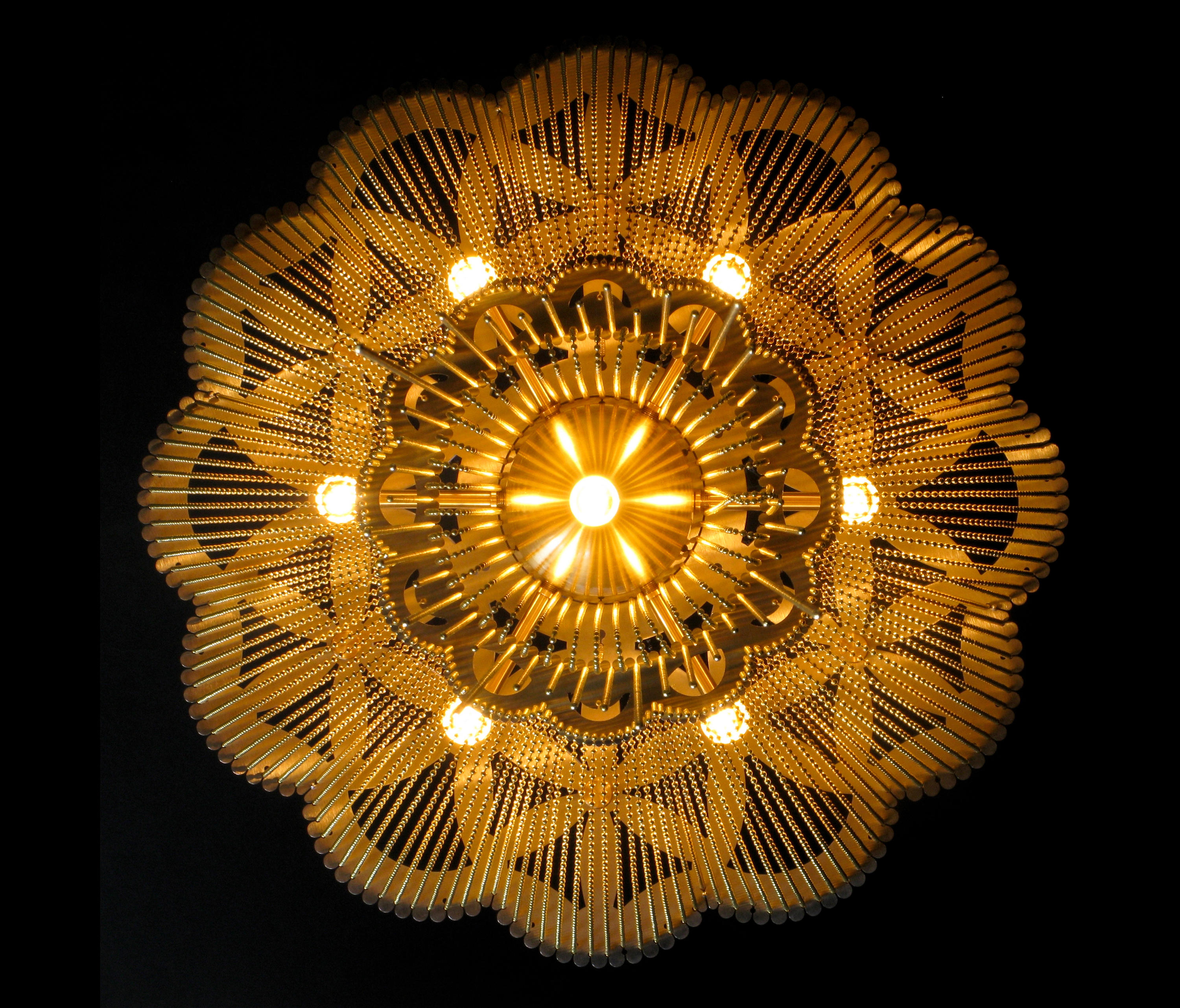 Flower Of Life 500 Ceiling Mounted General Lighting