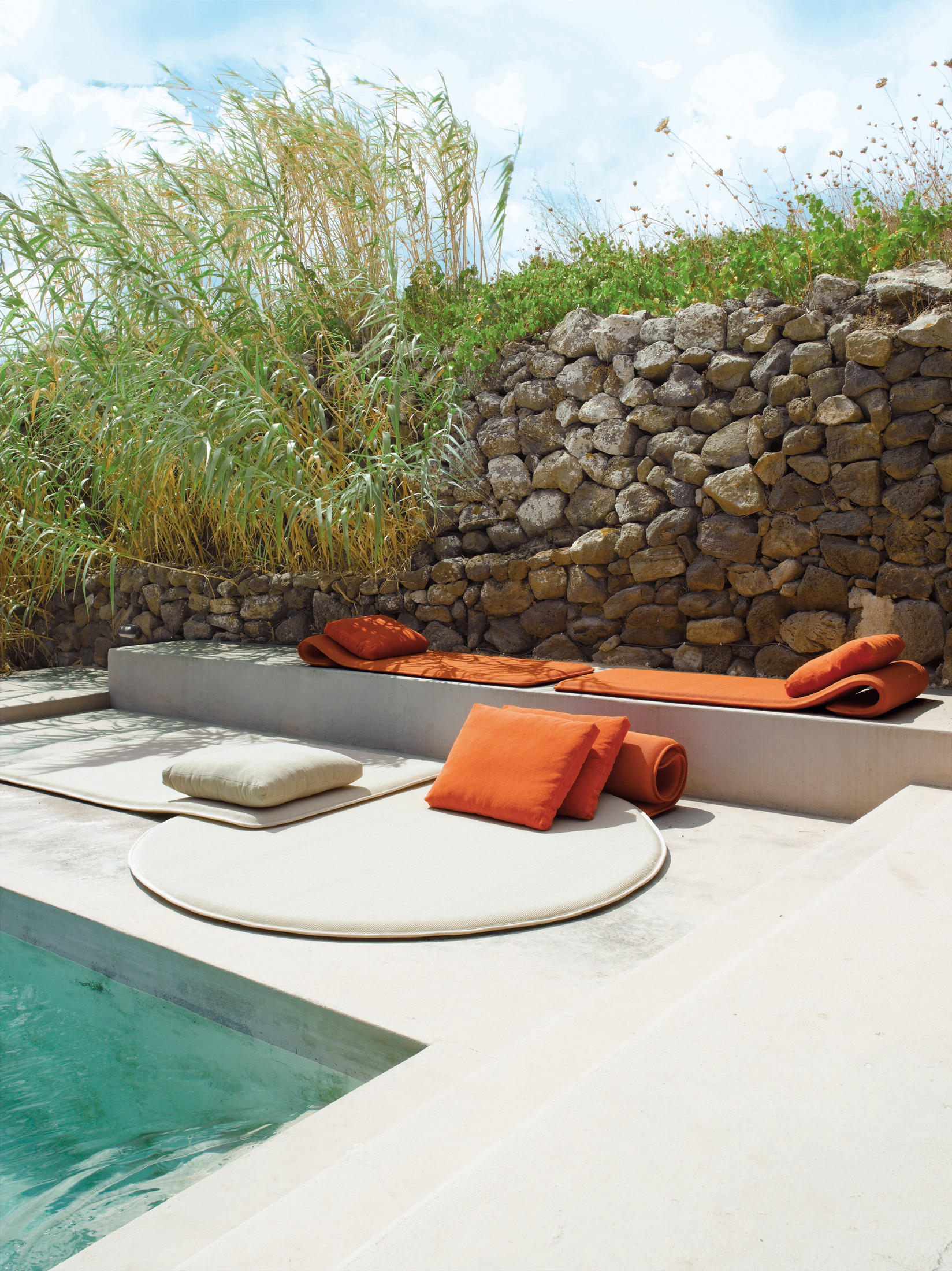 flex outdoor rugs from paola lenti architonic. Black Bedroom Furniture Sets. Home Design Ideas