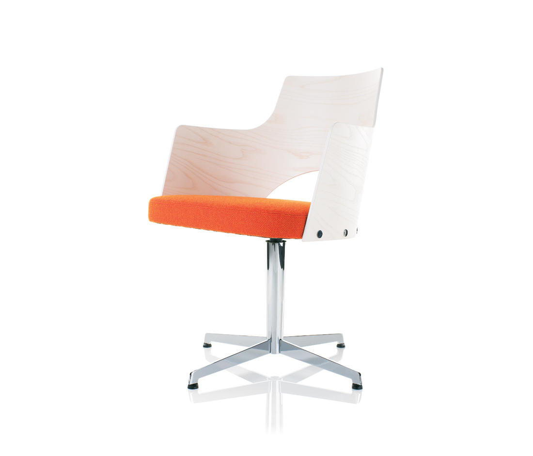 CORTINA EASY CHAIR Visitors chairs Side chairs from