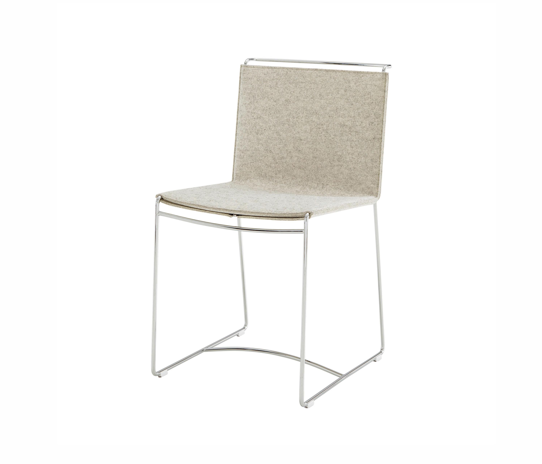 fil chaise version feutre chaises de ligne roset architonic. Black Bedroom Furniture Sets. Home Design Ideas