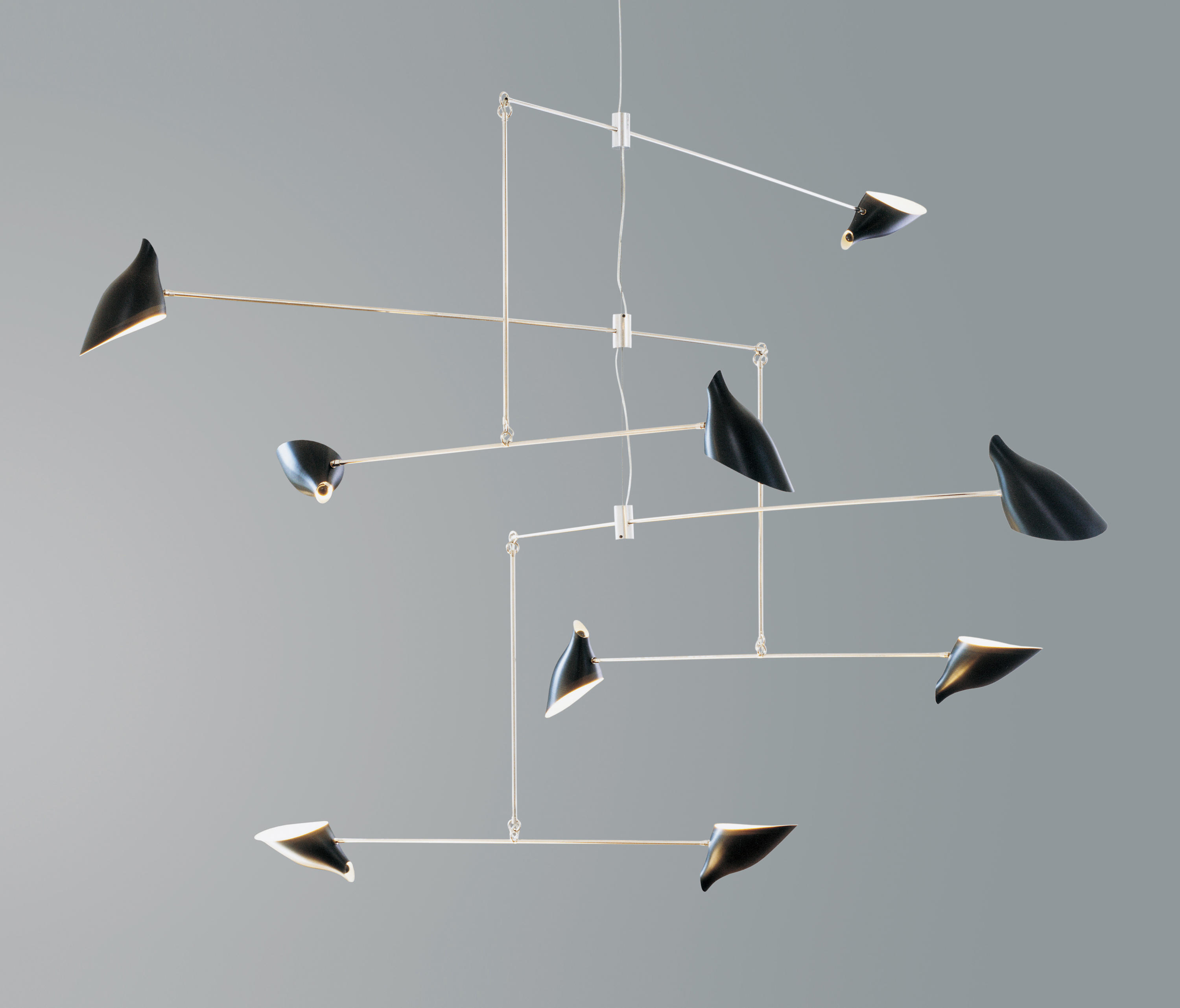Hanging Mobile No 405 Suspended Lights From David Weeks