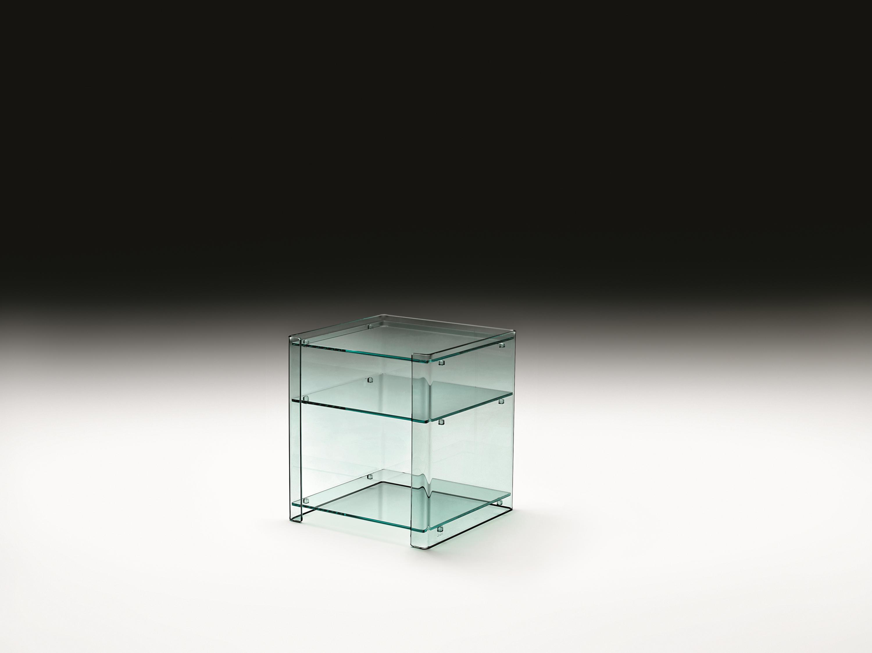 milo nachttische von fiam italia architonic. Black Bedroom Furniture Sets. Home Design Ideas