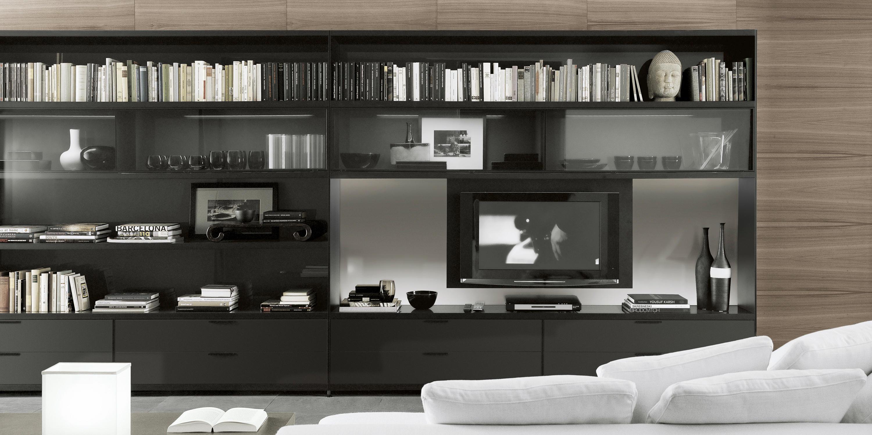 Cartesia large pareti attrezzate rimadesio architonic - Rimadesio mobili ...