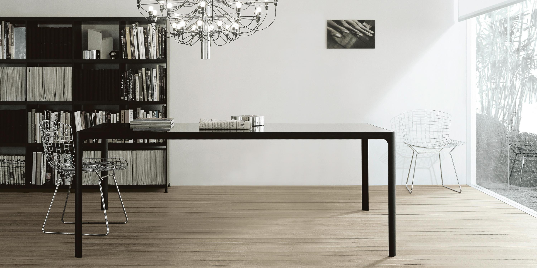 Flat Tavoli Da Pranzo Di Rimadesio Architonic #776A54 3000 1500 Produttori Di Tavoli Da Pranzo