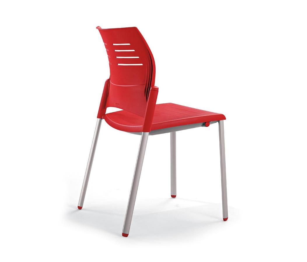 Spacio silla sillas de visita de actiu architonic for Sillas para visitas