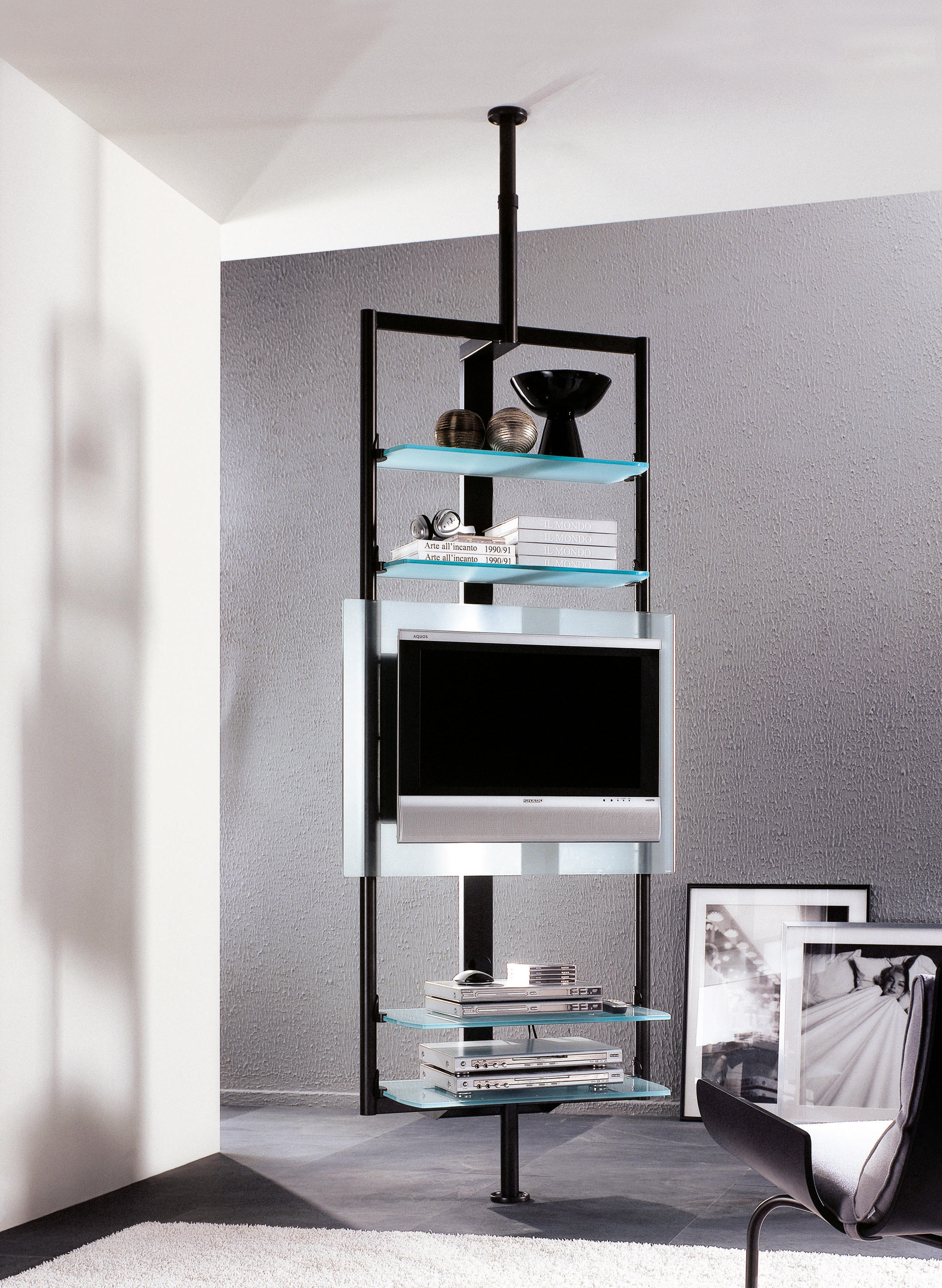 Porada Porta Tv Ubiqua.Ubiqua Girevole Designer Furniture Architonic