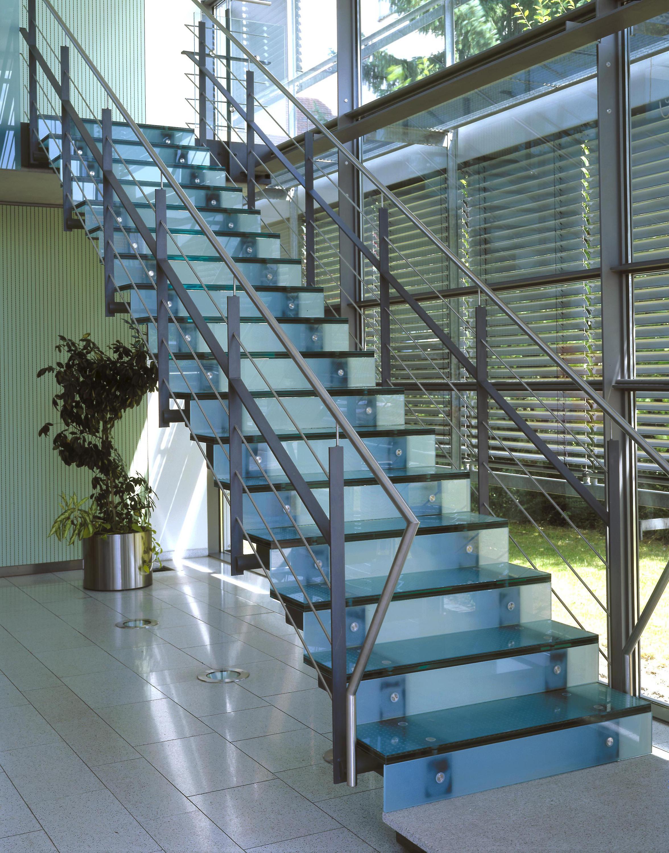Begehbare verglasung suelos de vidrio de sprinz architonic - Suelos de vidrio ...