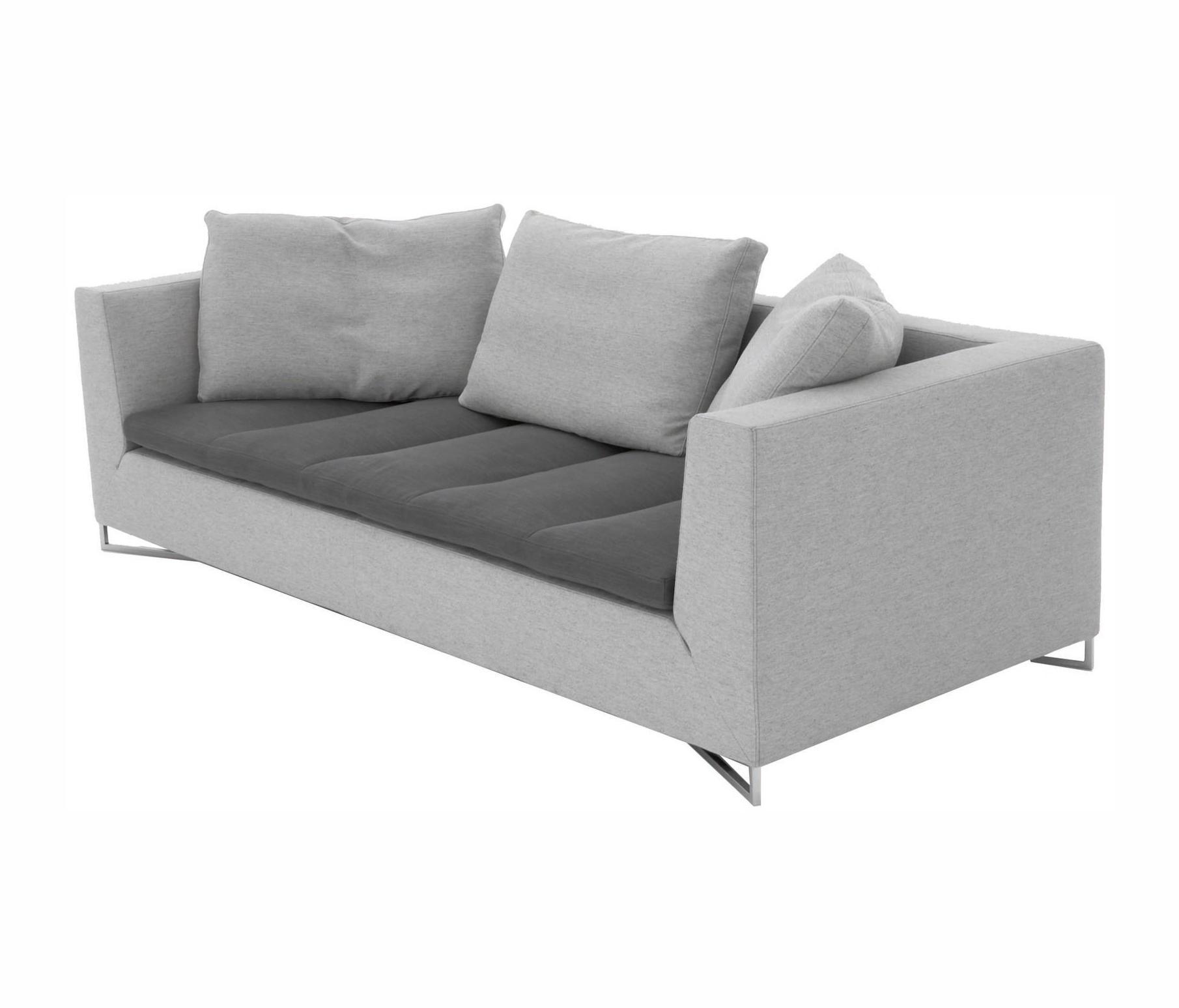 feng 3 sitzer gestell hochglanzverchromt komplettes element sofas von ligne roset architonic. Black Bedroom Furniture Sets. Home Design Ideas