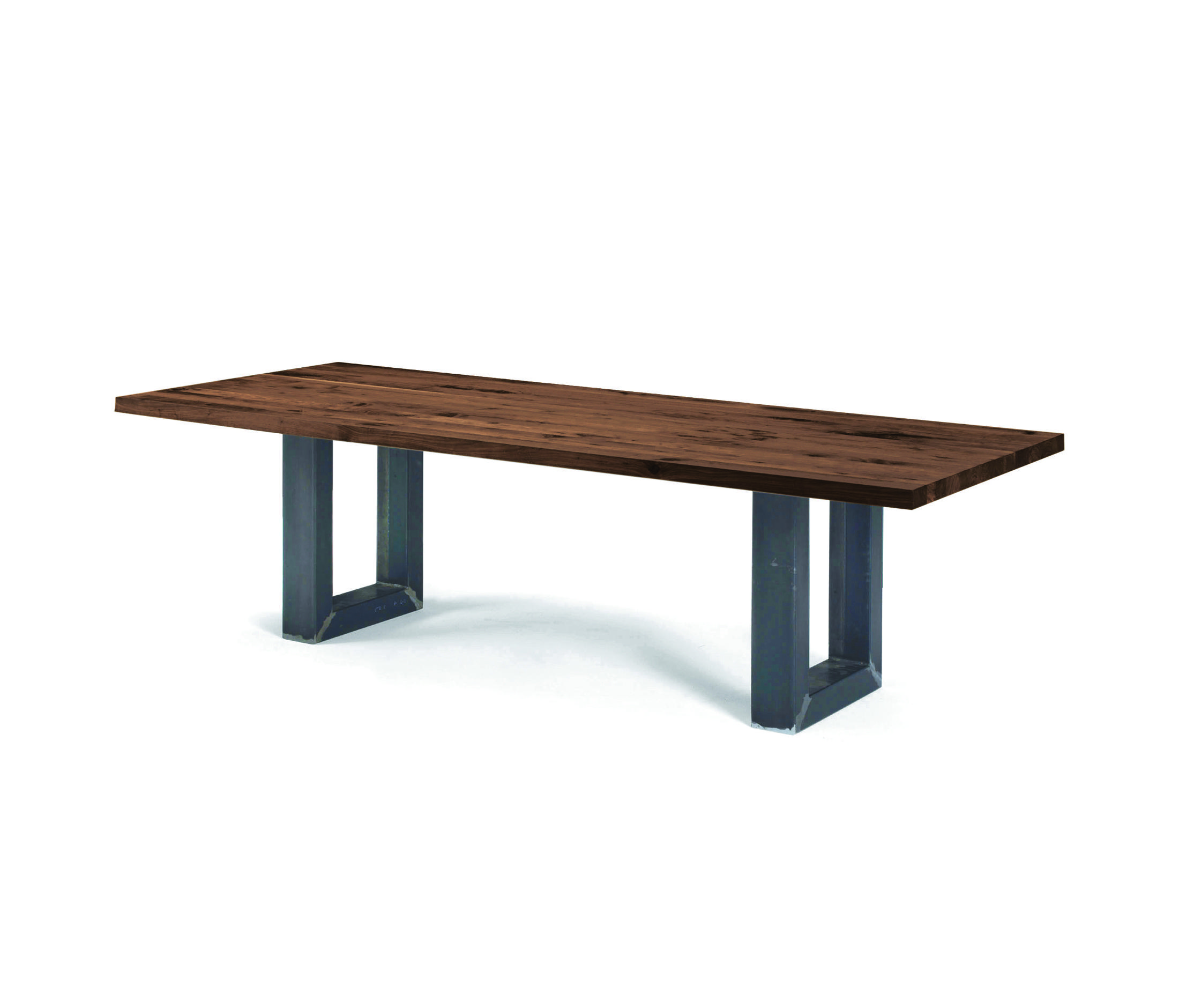 Sherwood dining tables by riva 1920 architonic for Table riva but