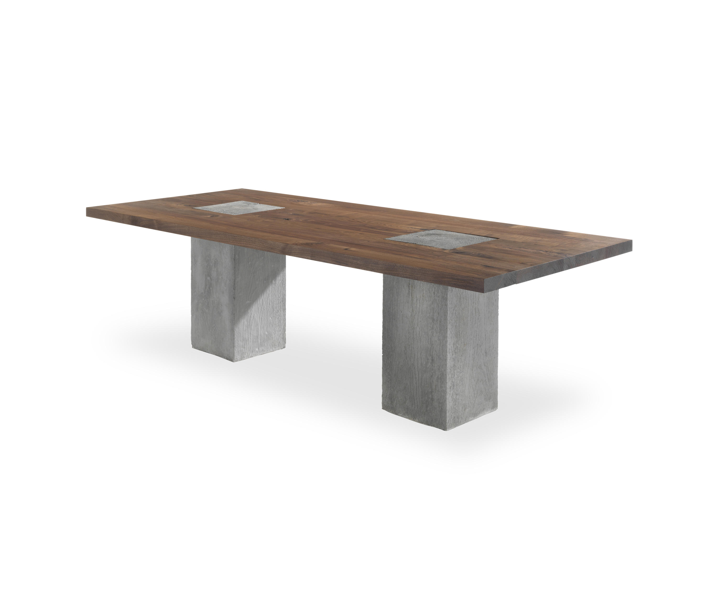 Boss Executive Concrete Dining Tables Riva 1920