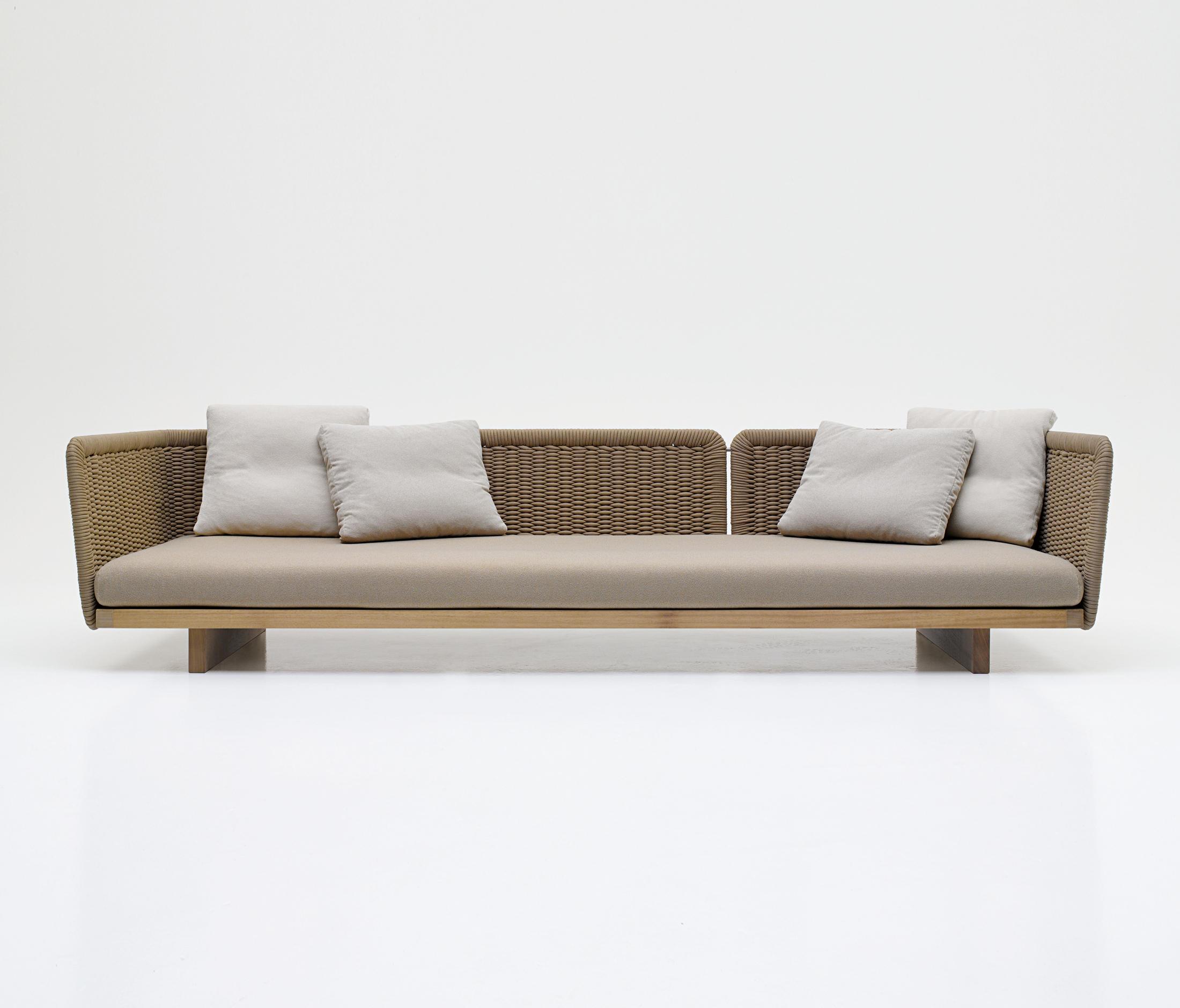 sabi garden sofas from paola lenti architonic. Black Bedroom Furniture Sets. Home Design Ideas