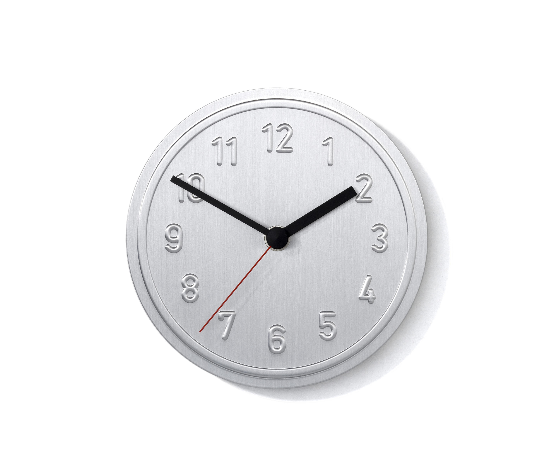 Wall clocks high quality designer wall clocks architonic alu alu wall clock clocks richard lampert amipublicfo Image collections