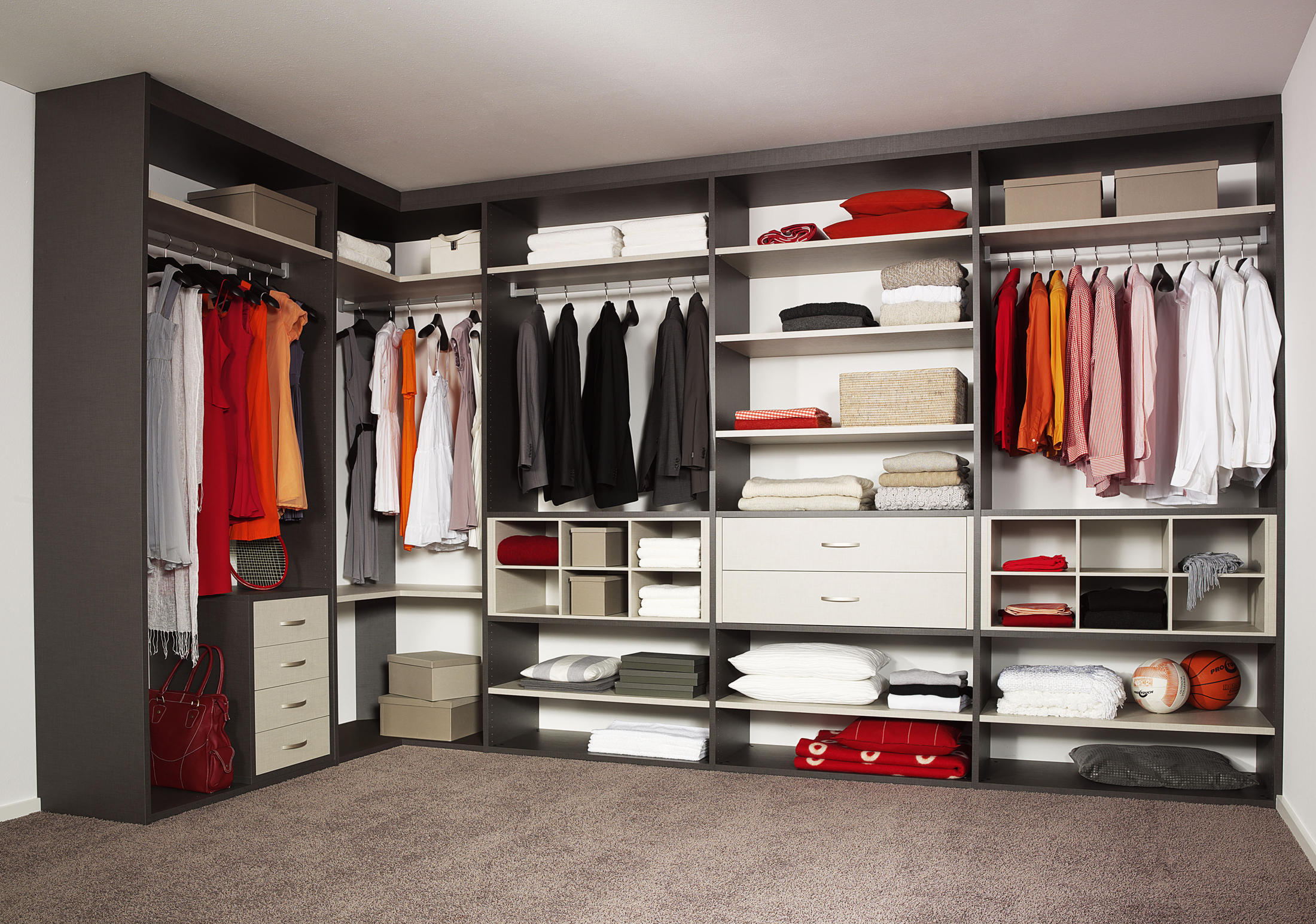 legno interior closet storage system walk in wardrobes from