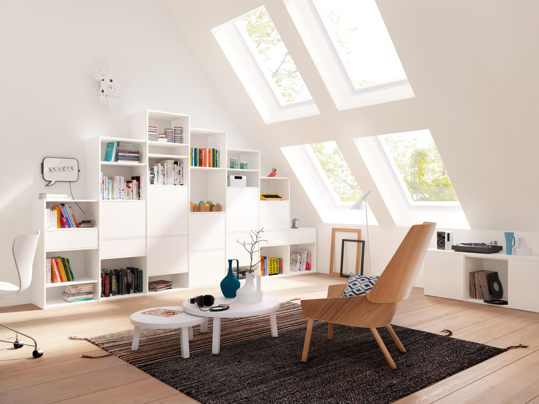 ... Ecoline Interior Closet Storage System By Raumplus | Shelving ...