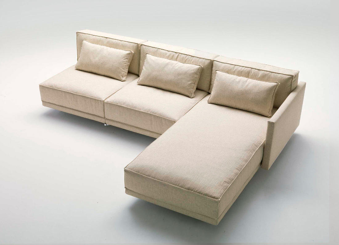 Letto Zip Bedden : Dennis sofas from milano bedding architonic