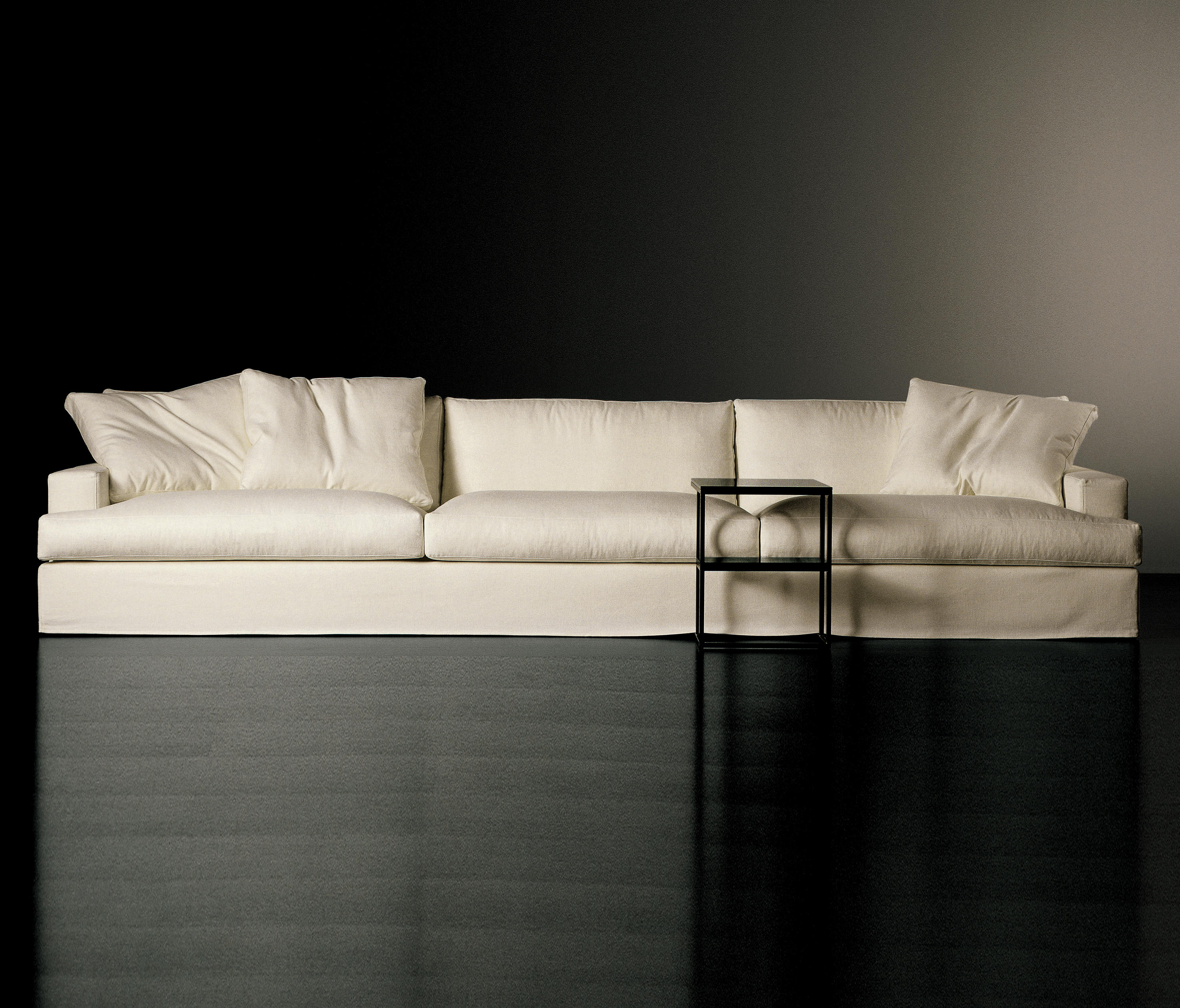 james large sofa sofas from meridiani architonic. Black Bedroom Furniture Sets. Home Design Ideas