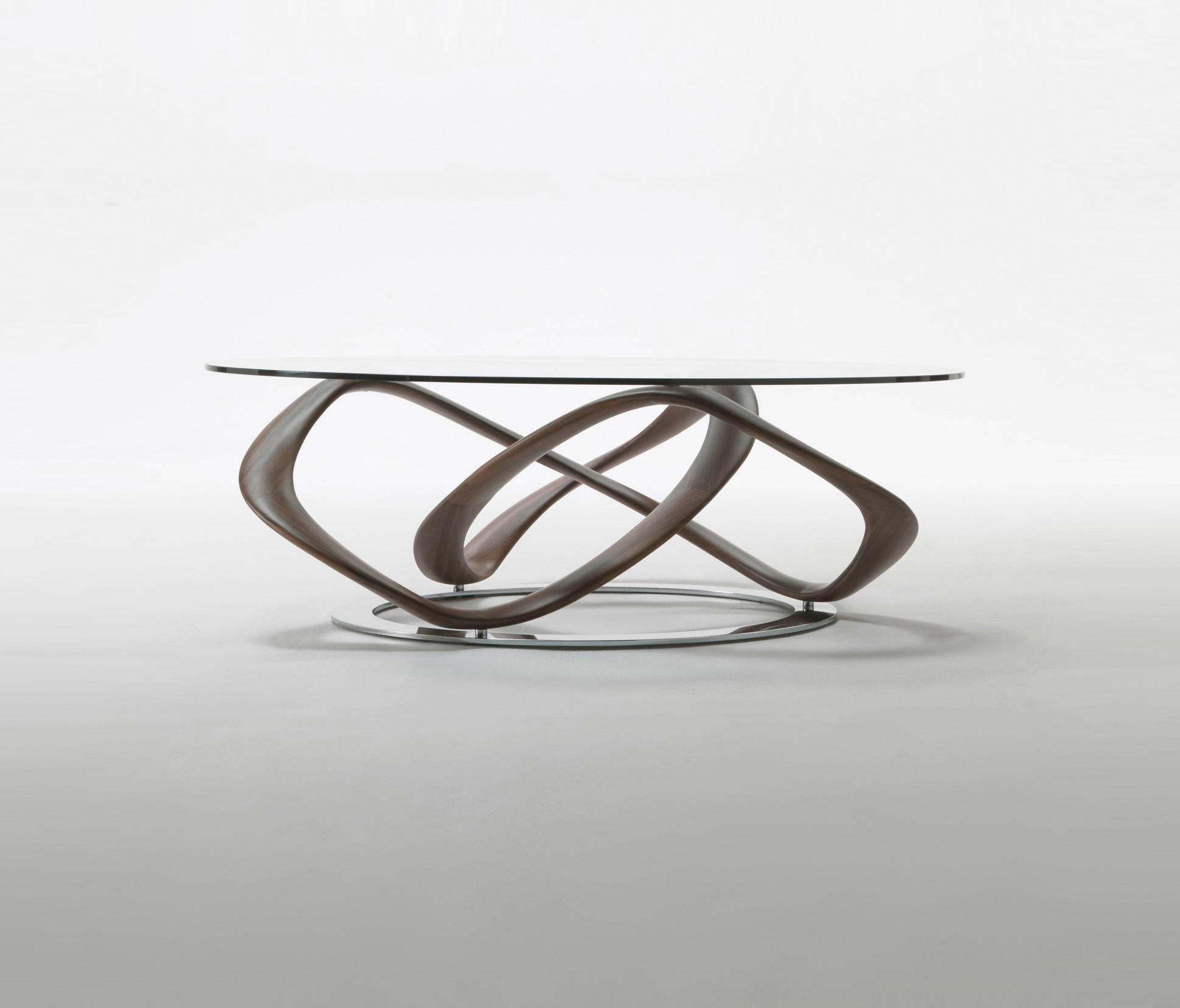 Porada Infinity Oval Coffee Table