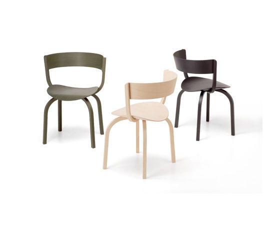 404 f restaurant chairs from thonet architonic. Black Bedroom Furniture Sets. Home Design Ideas