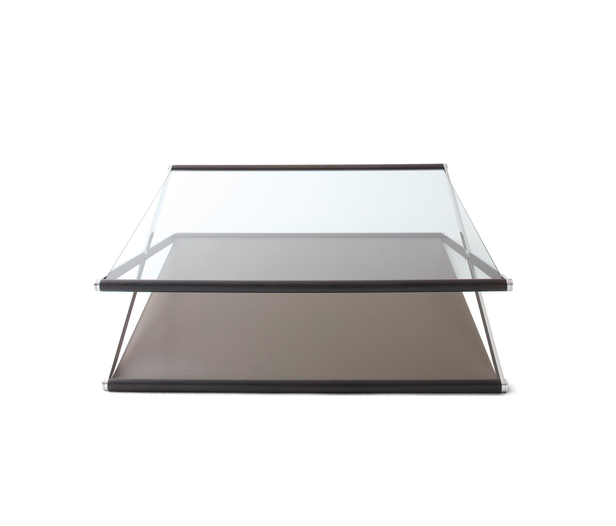 nox - tavolini da salotto gallotti&radice | architonic - Tavolini Soggiorno Wenge 2