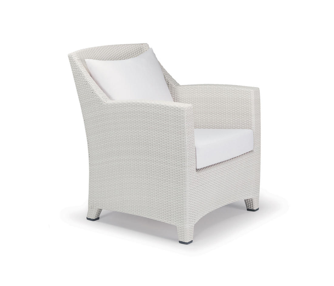 Barcelona Lounge Chair Armchairs From Dedon Architonic