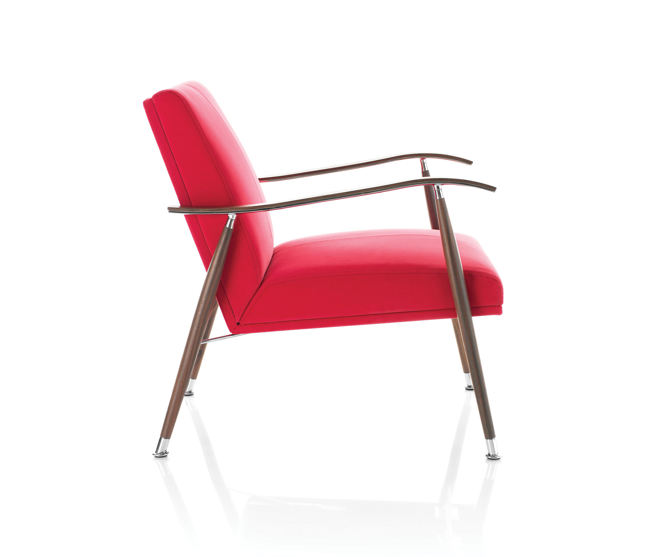SAHARA WOOD EASY CHAIR Lounge chairs from Lammhults