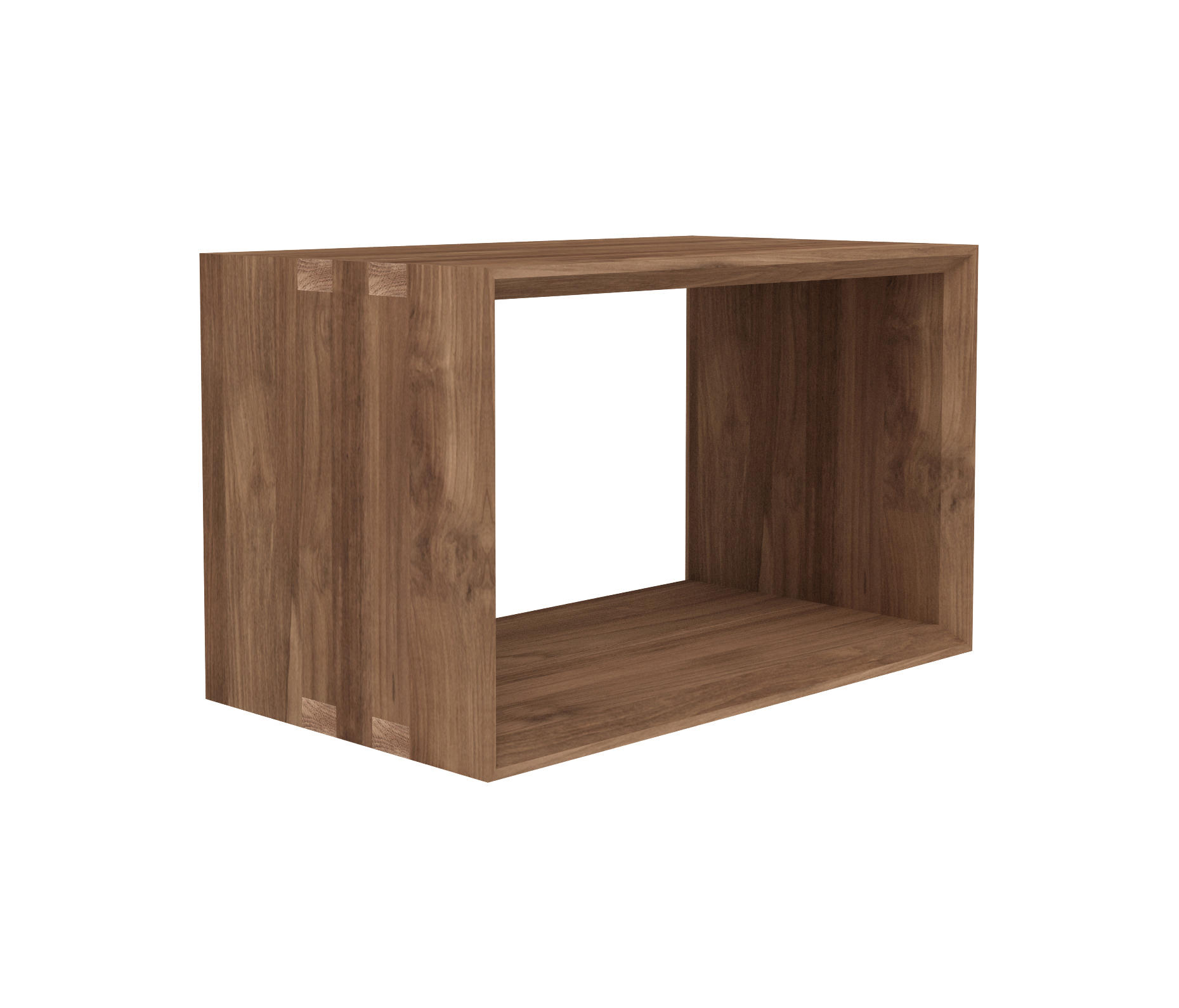 Teak Cube Coffee Table By Ethnicraft Tables
