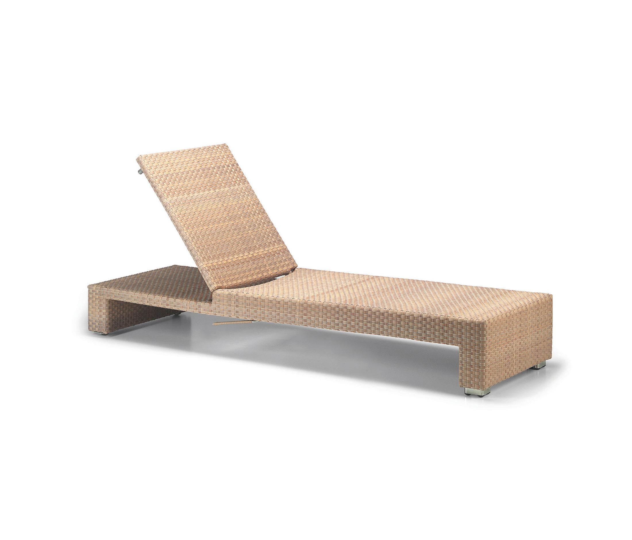 L gant chaise longue de jardin sabakunohana for Chaise longue jardin aldi