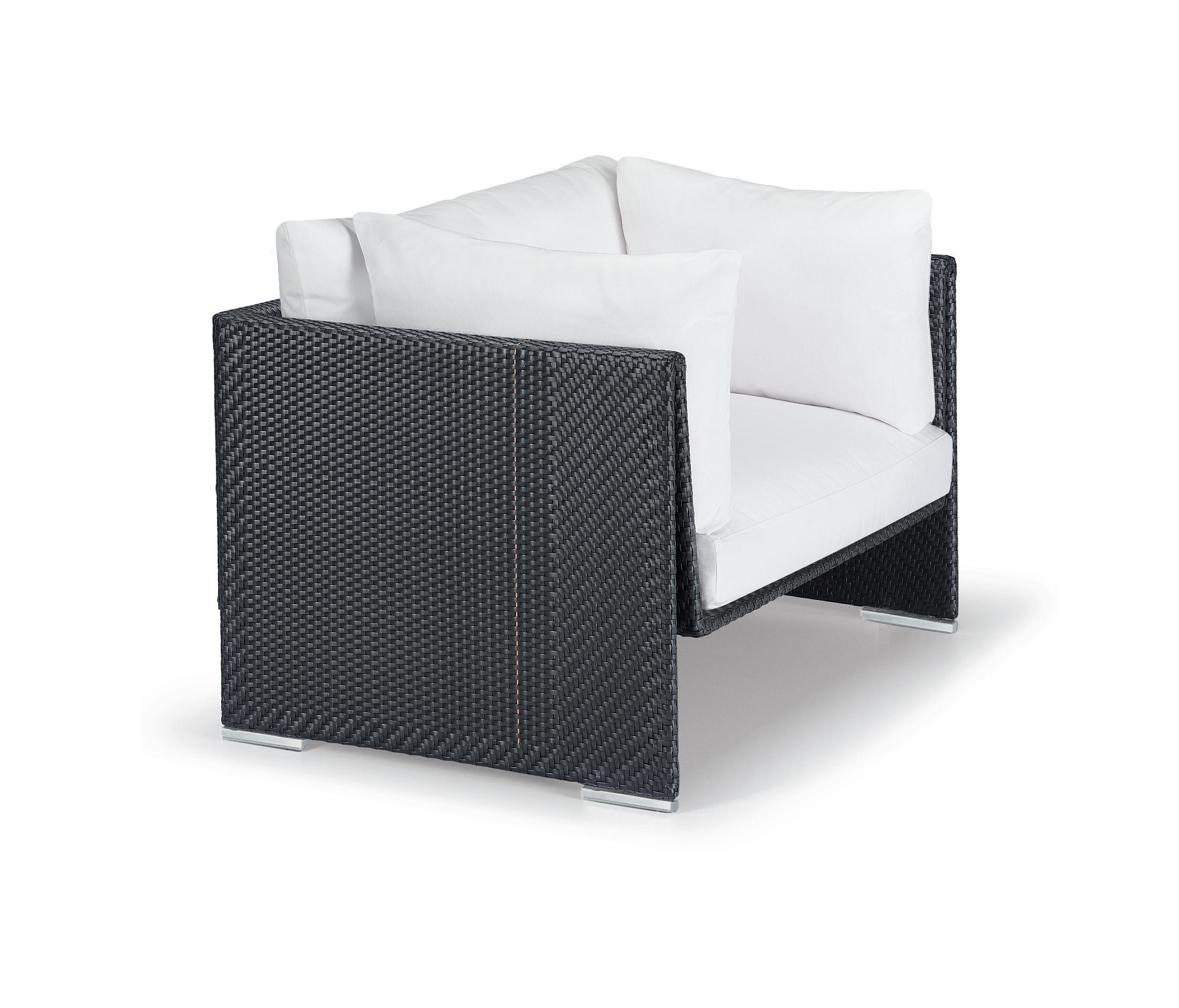 slim line lounge chair - garden armchairs from dedon | architonic, Hause deko