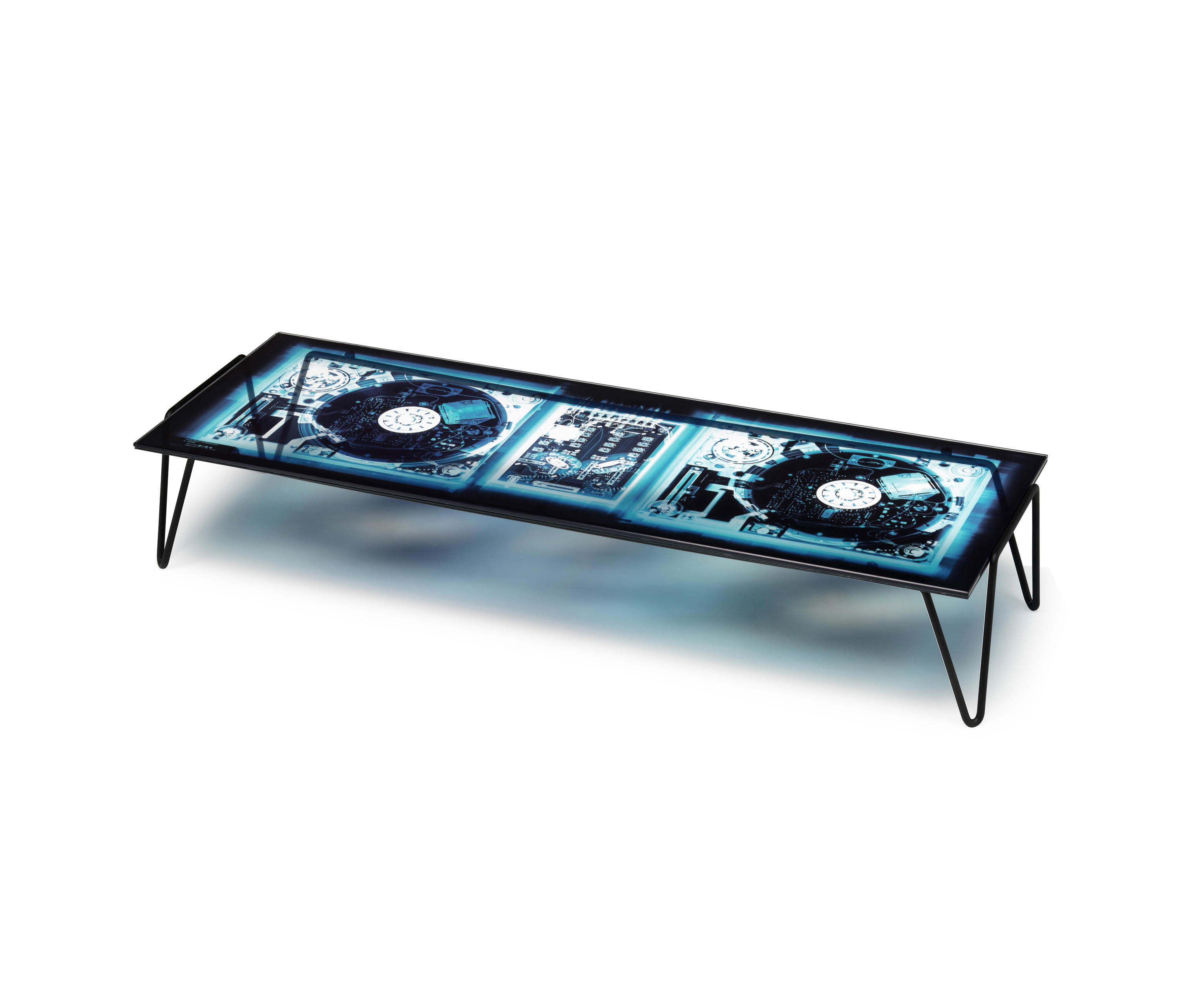 XRAYDIO TABLE - Coffee tables from Diesel with Moroso | Architonic