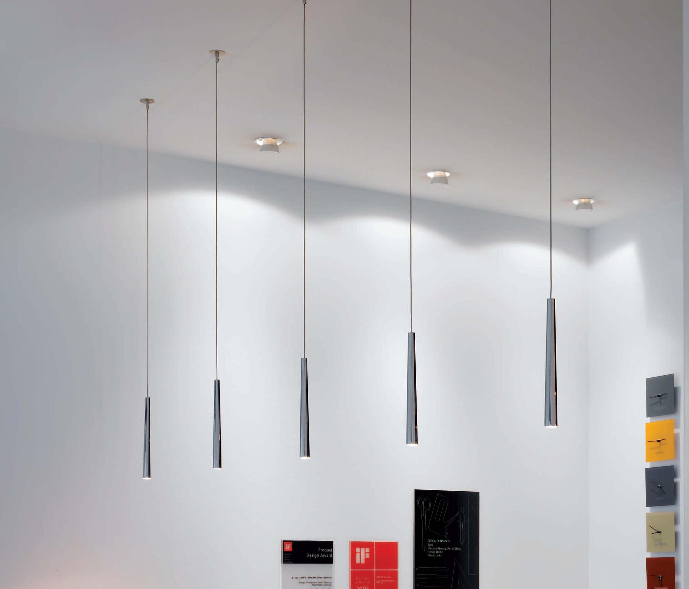 Steng Licht flute metall pendant light general lighting from steng licht