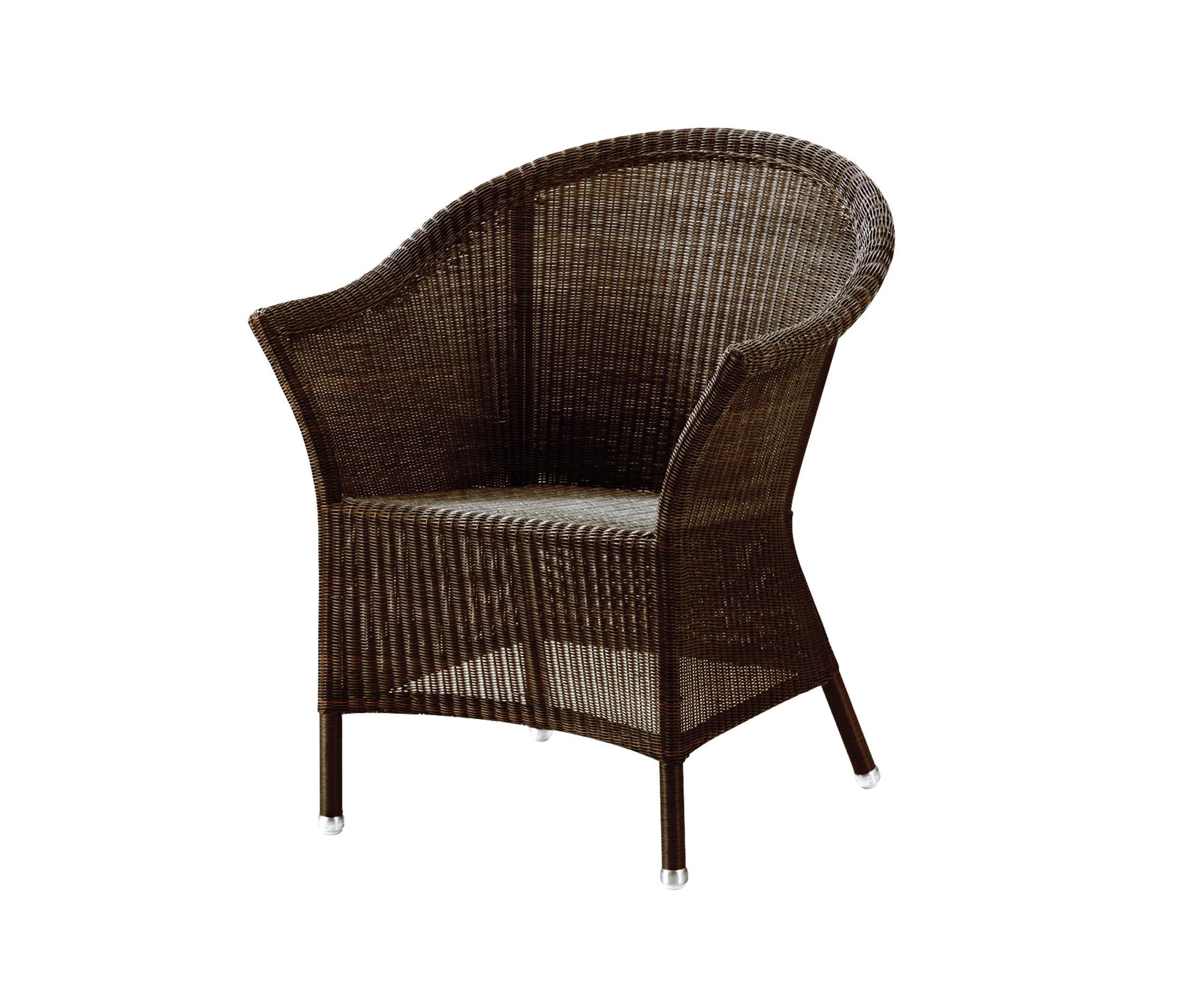 lansing armchair fauteuils de jardin de cane line. Black Bedroom Furniture Sets. Home Design Ideas