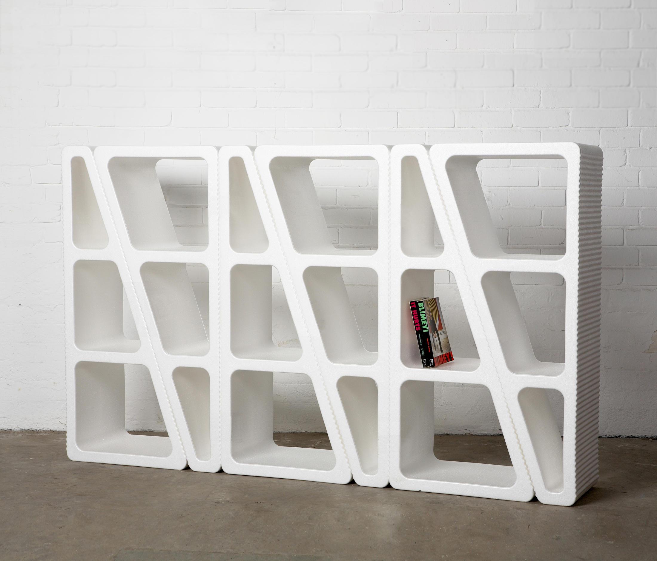 make shift regalsystem regalsysteme von movisi architonic. Black Bedroom Furniture Sets. Home Design Ideas
