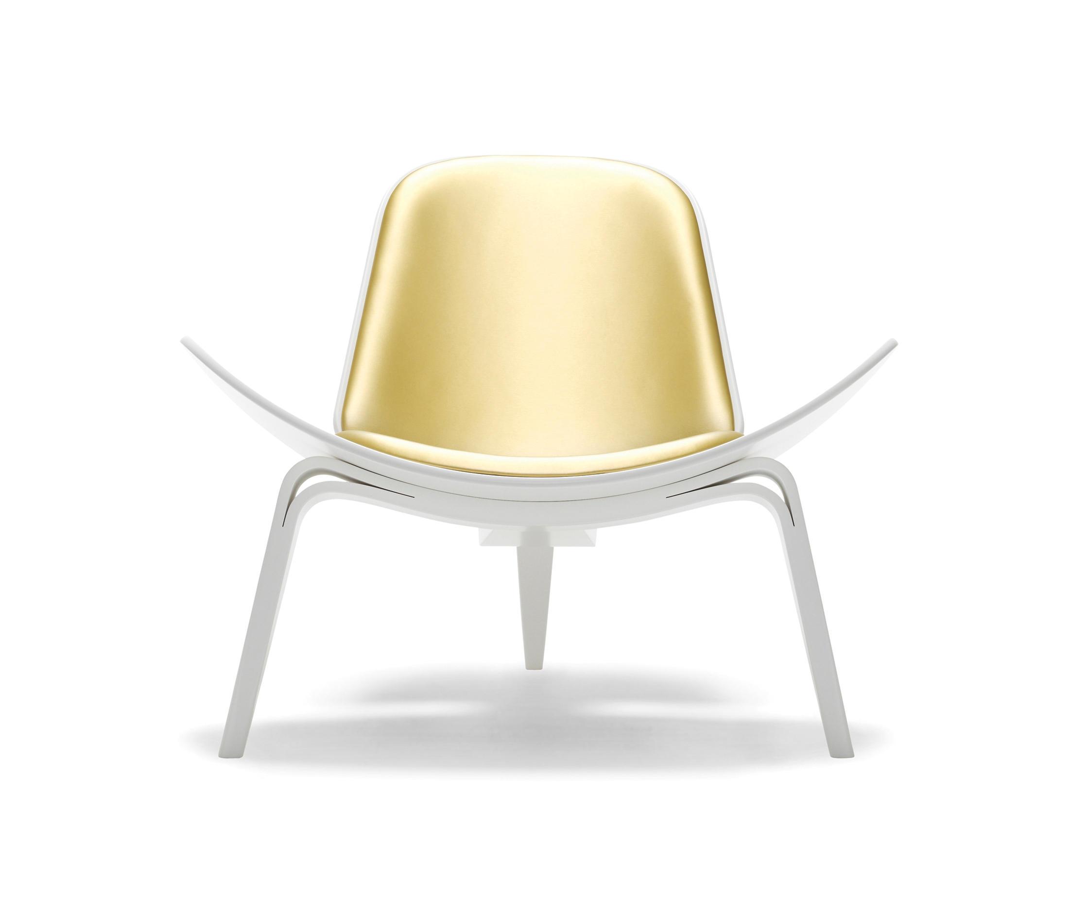 CH07 SHELL CHAIR Lounge chairs from Carl Hansen & S¸n