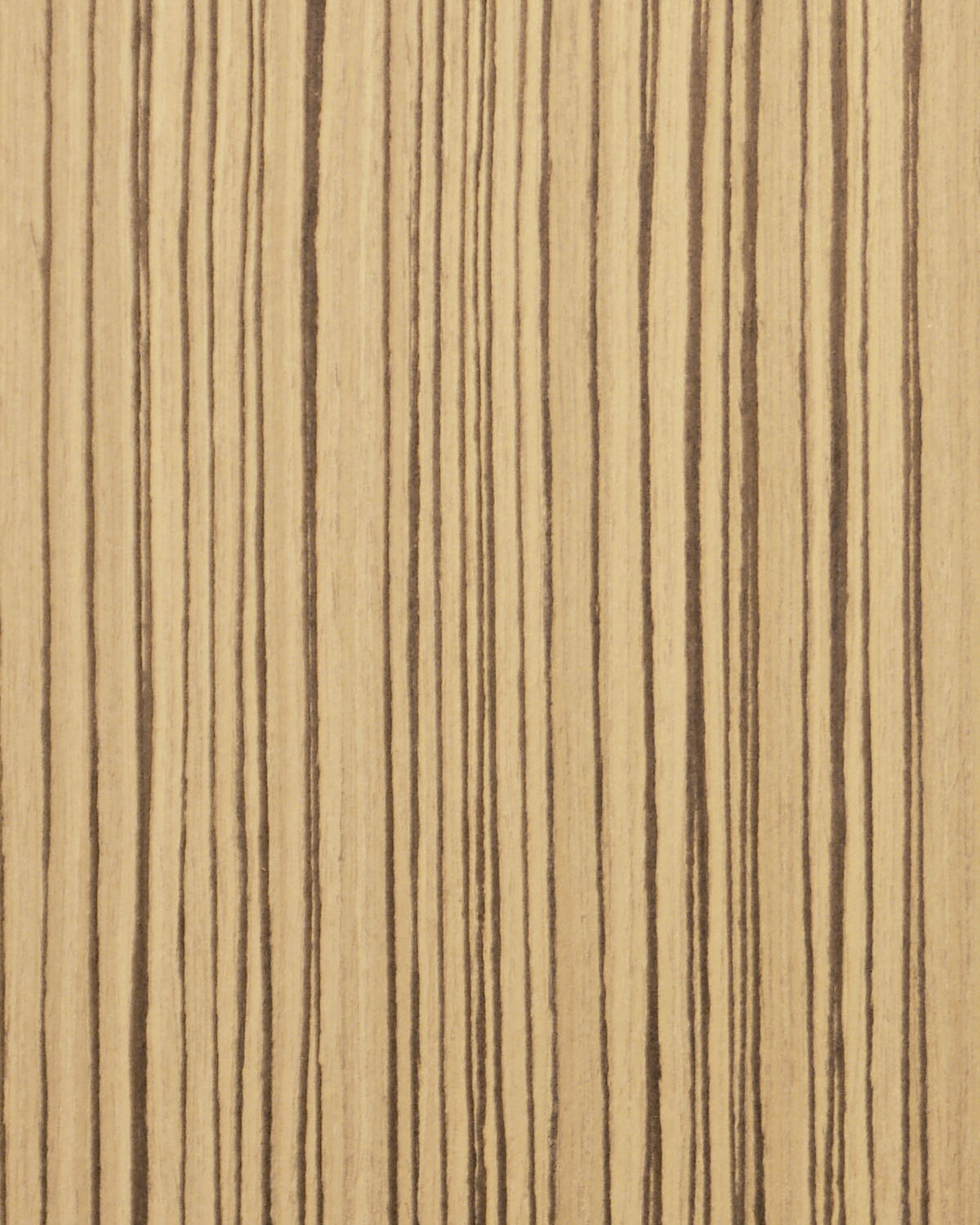 68004 Zebrawood Straight Grain Unfinished Wood Veneers