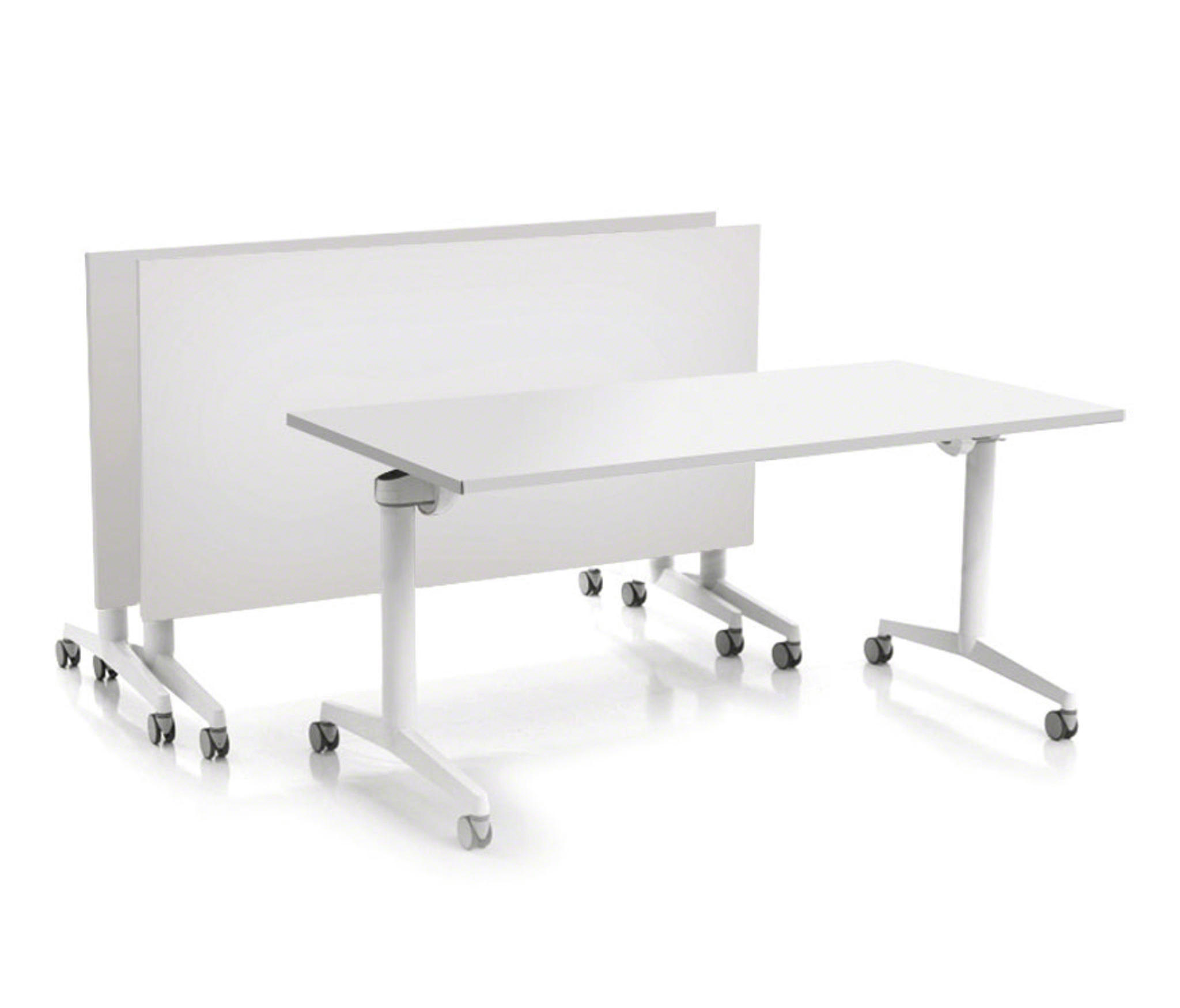 Fliptop Twin Contract Tables From Steelcase Architonic